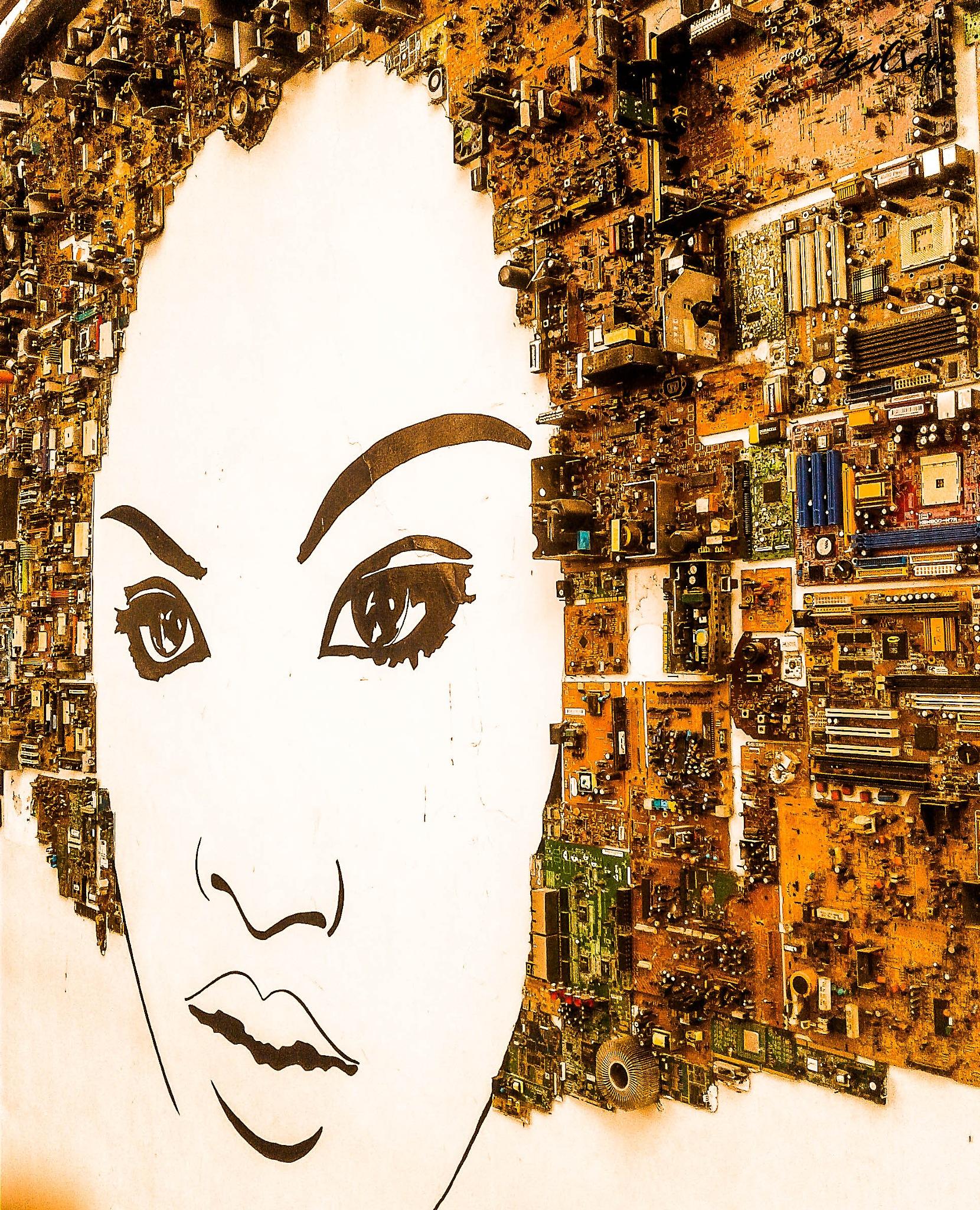Artte de rua by Wilson Orfao