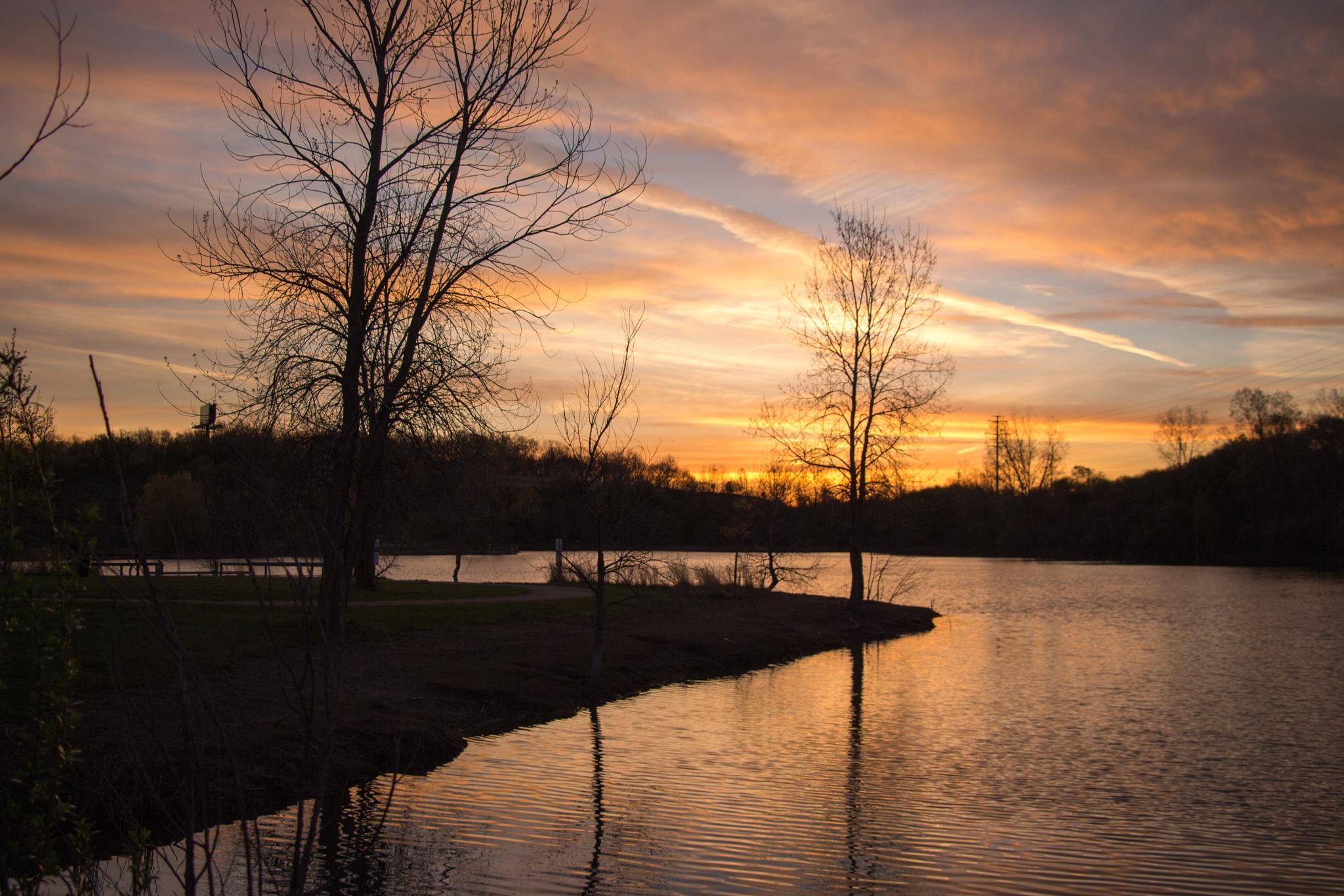 Sunrise Landscape by David_N