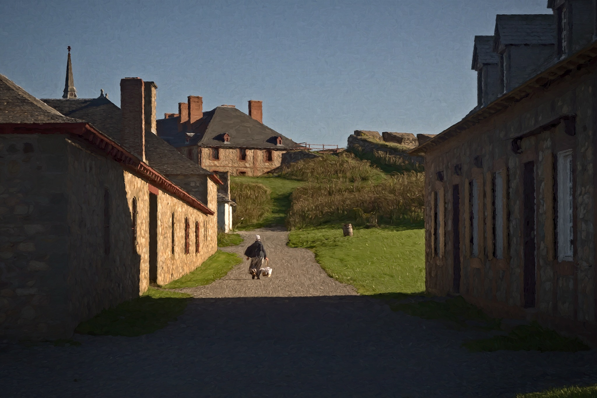 Louisbourg by Kevin Hancey