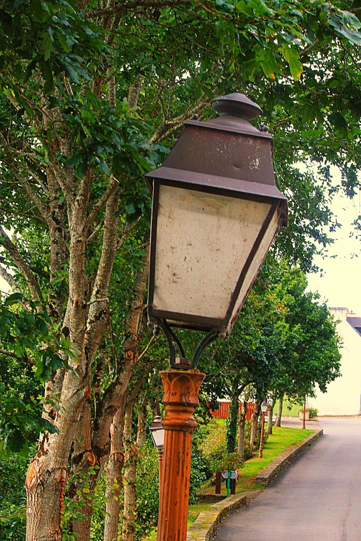 Drunken lamp post by Rob Helliker