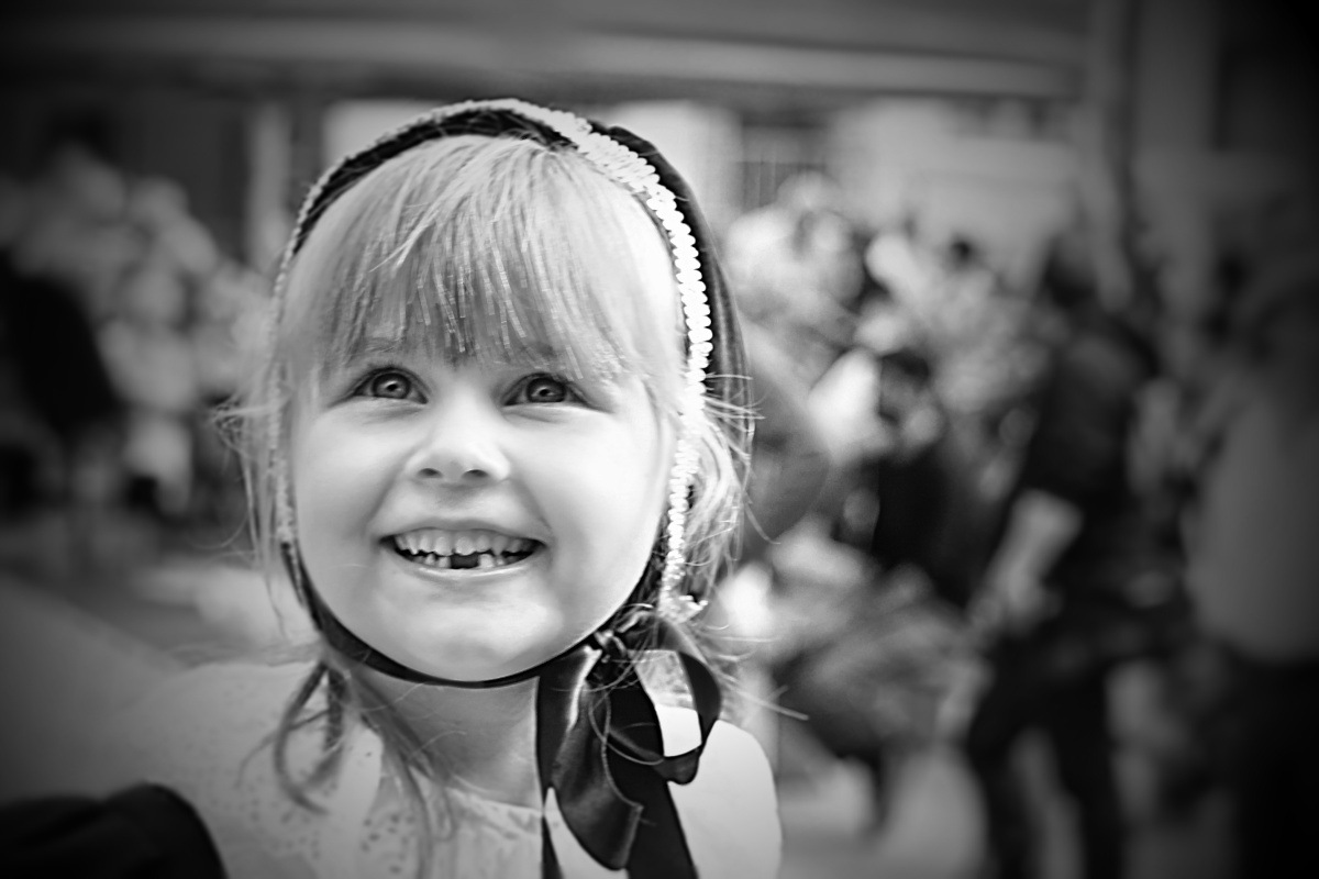 smile by Rob Helliker