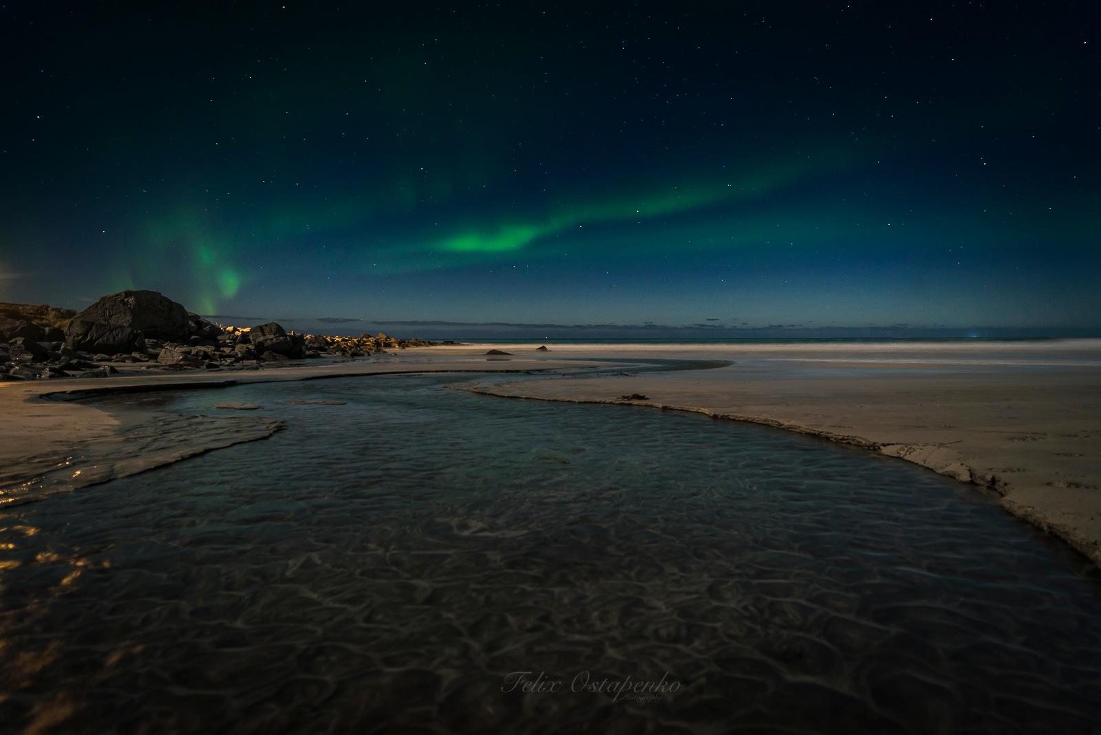 aurora by Felix Ostapenko