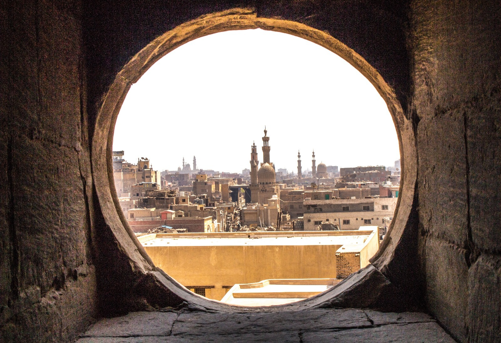 old Cairo 2 by Tal3ot