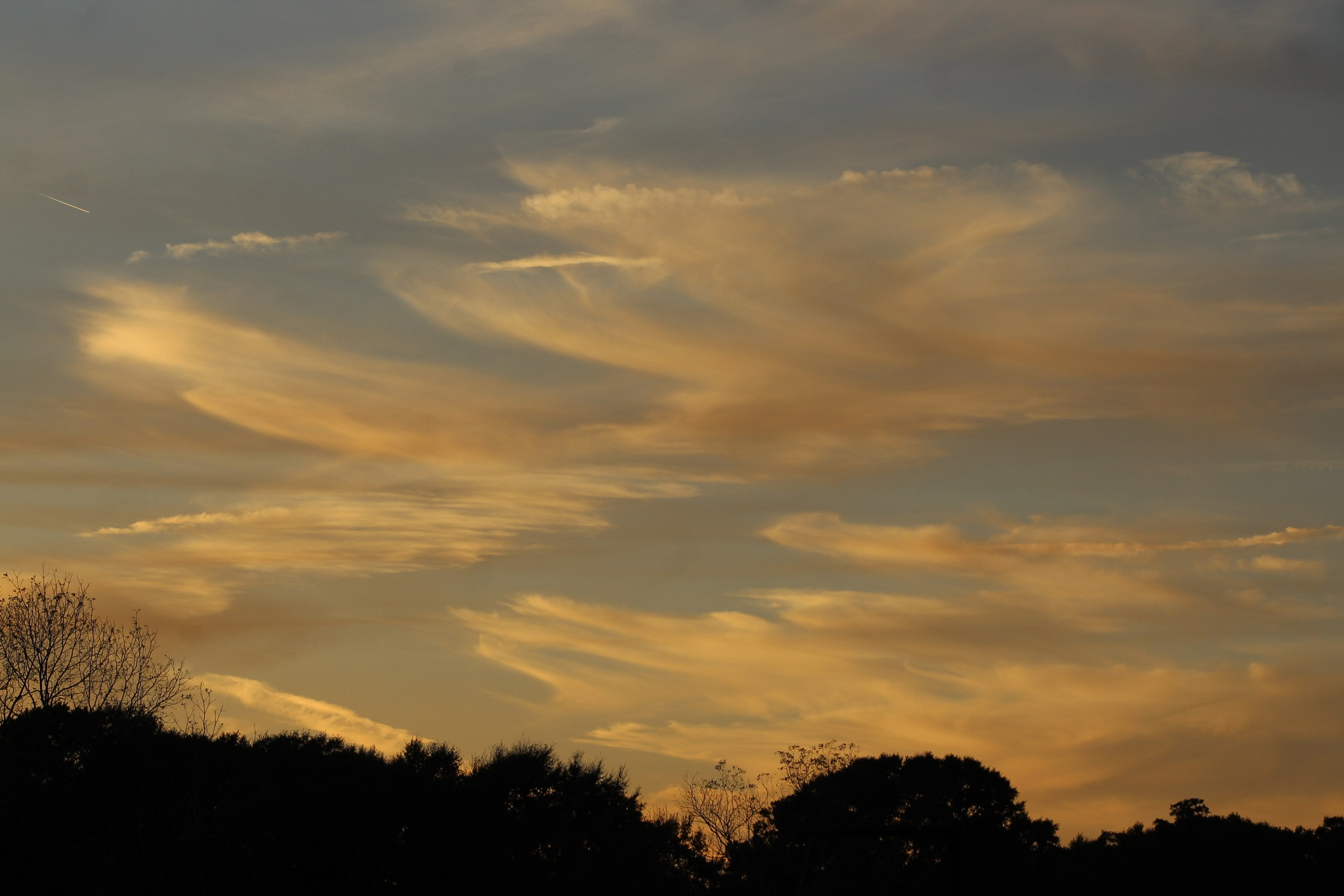 Sun Set Clouds by N4CER70