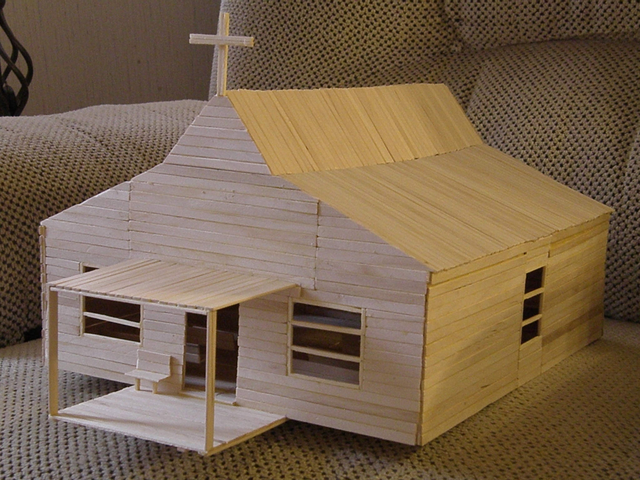 It is Done... Church completed....  by N4CER70
