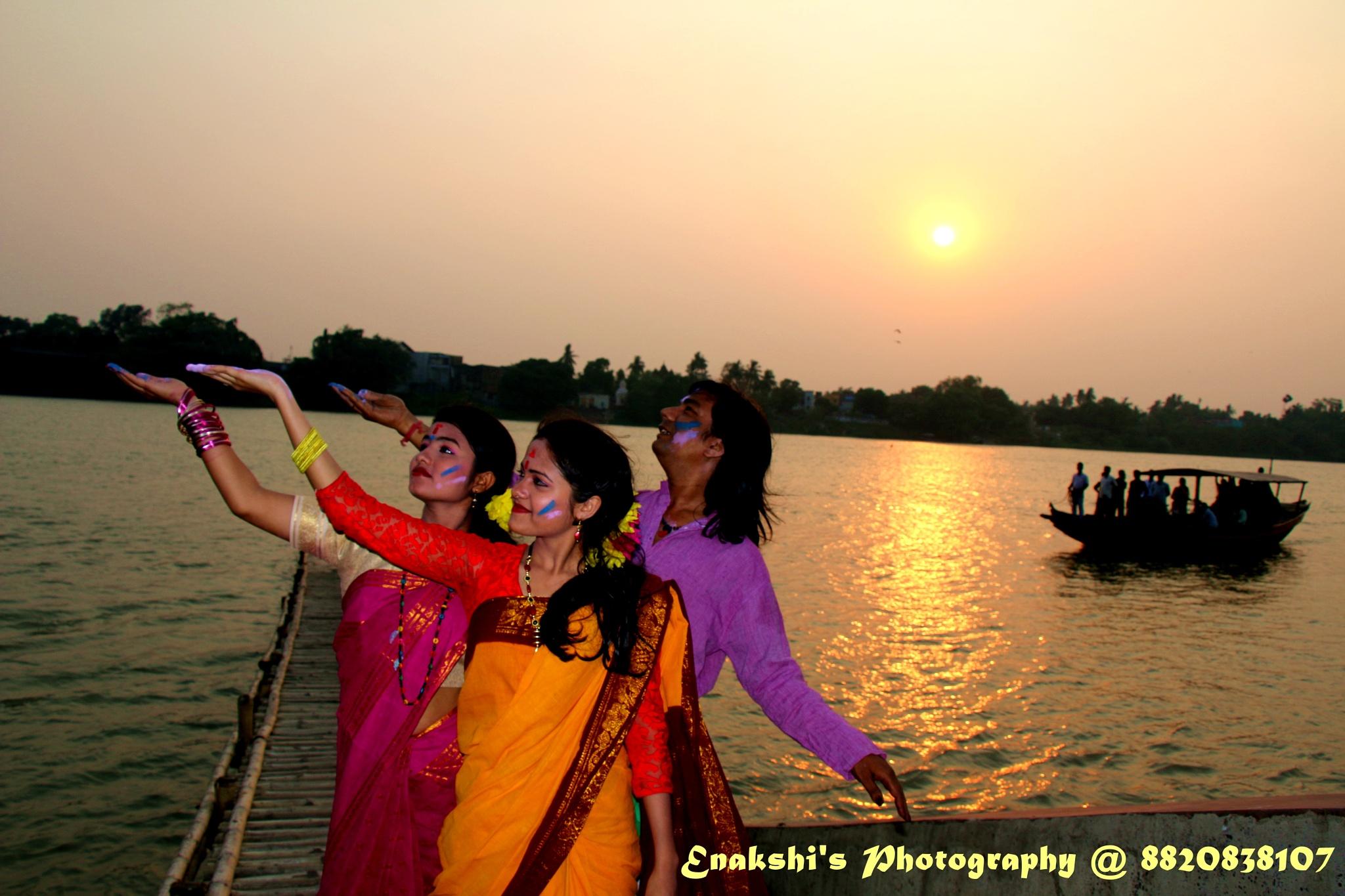 Basant Utsav D.O.P 21/03/2016 by Enakshi Banerjee