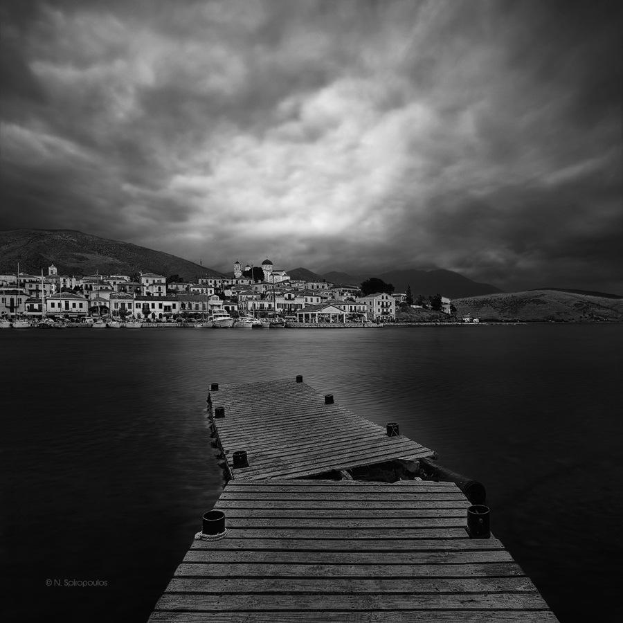 Galaxidi by Nikolas Spiropoulos