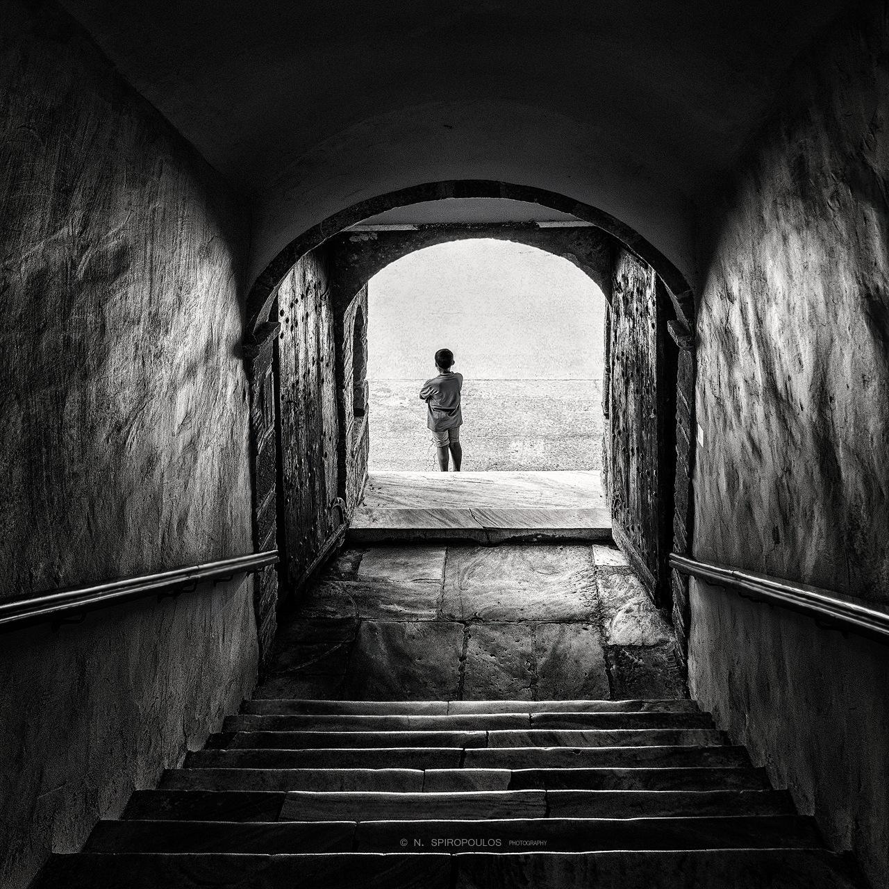 Stairs by Nikolas Spiropoulos