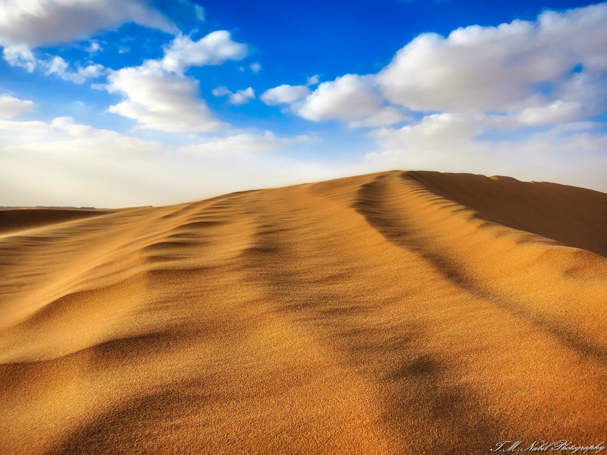 sand wave by Toumi Mohamed Nabil