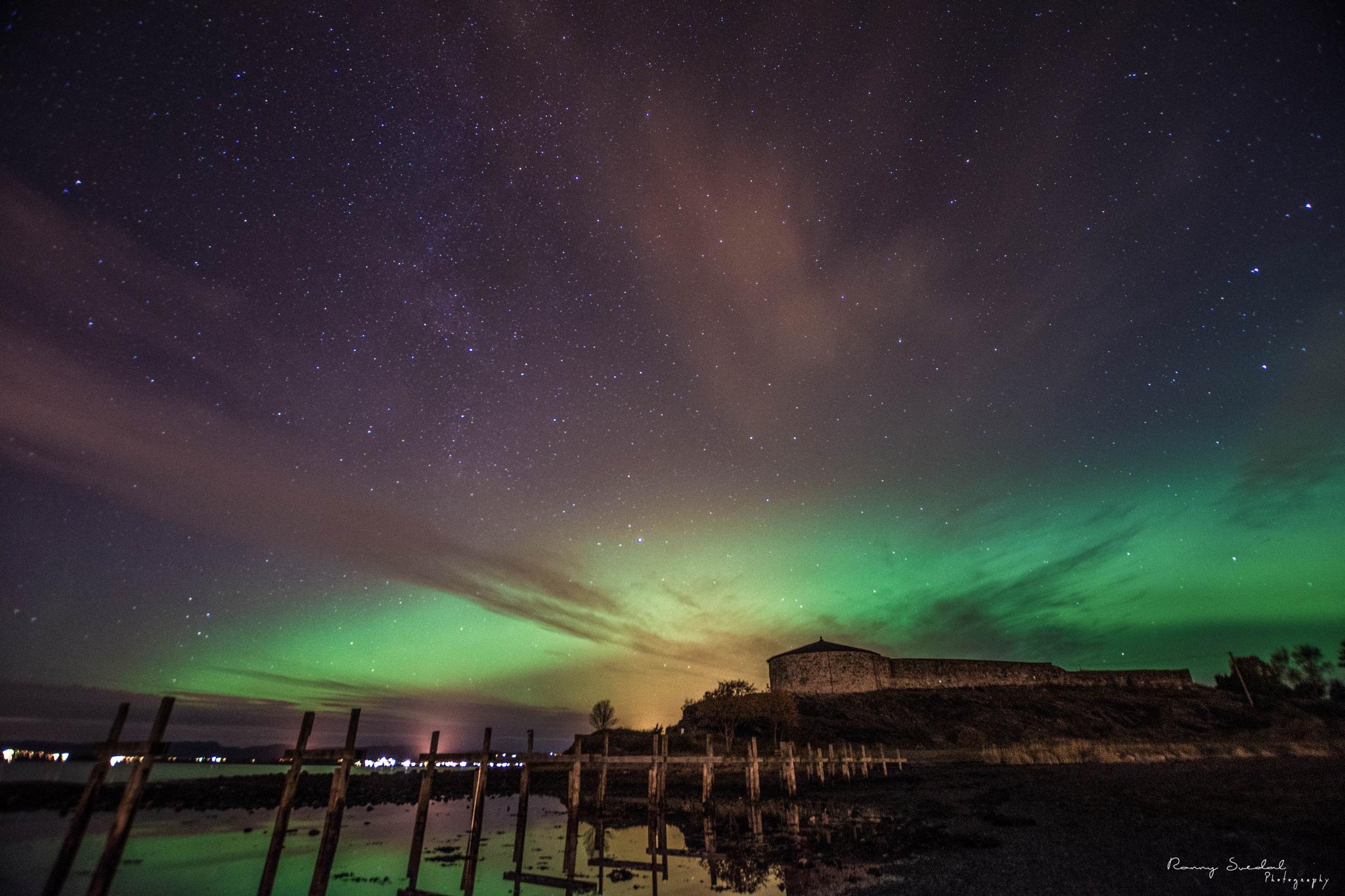 Castle Steinvikholm by Ronny Johansen Svedal