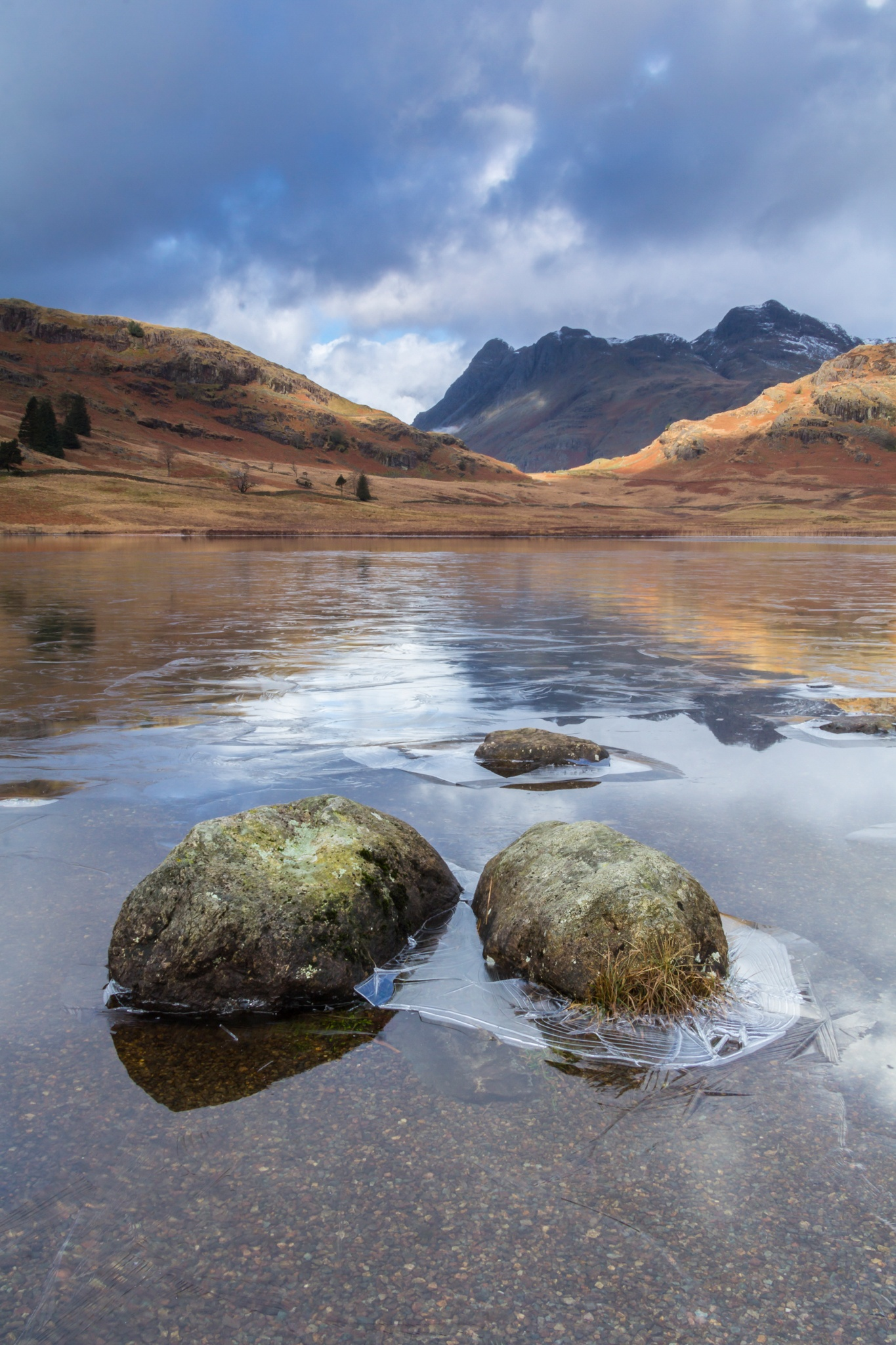 Blea Tarn Winter by Anthony_Mitchell