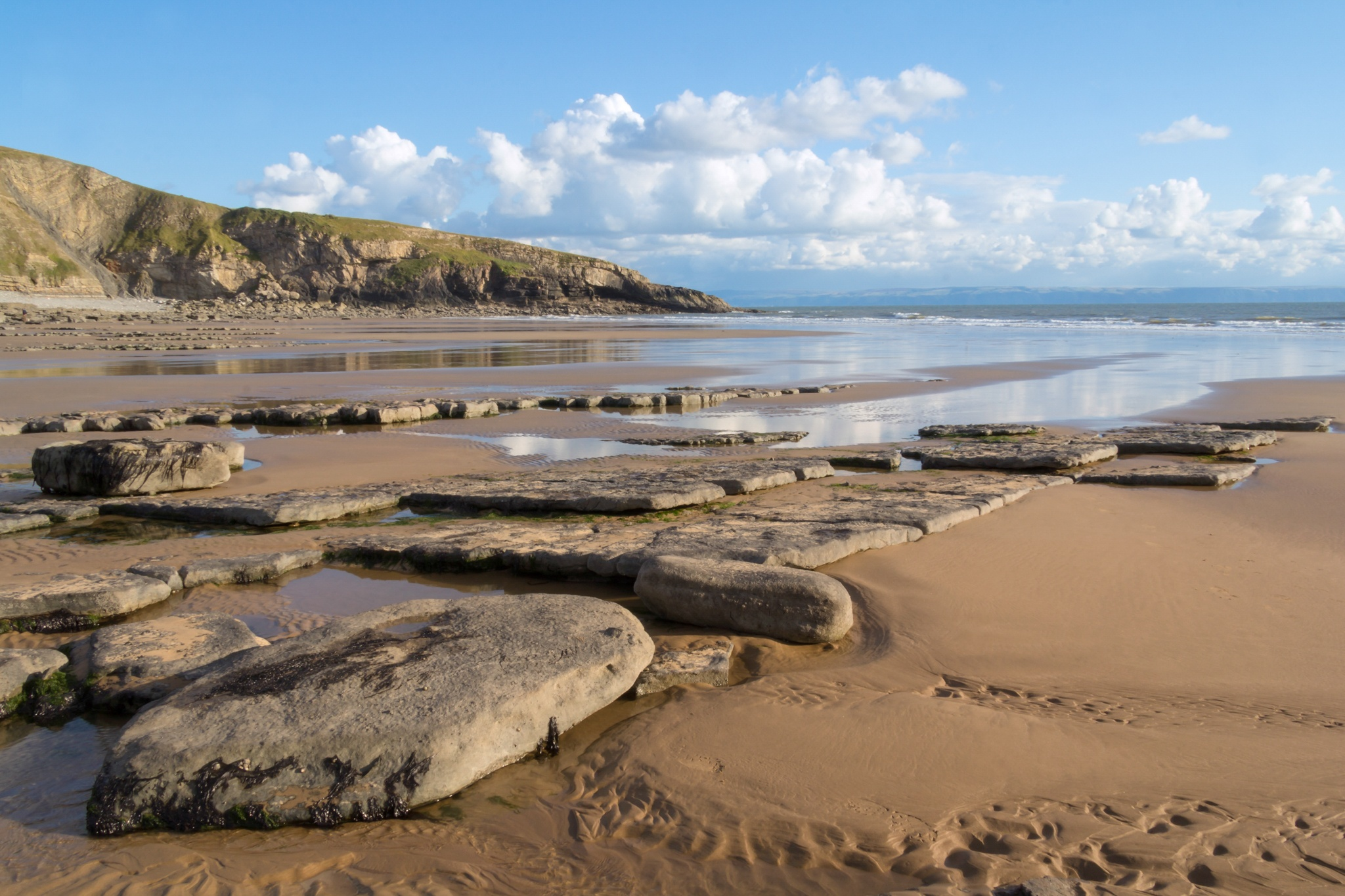 Dunraven Bay by Anthony_Mitchell