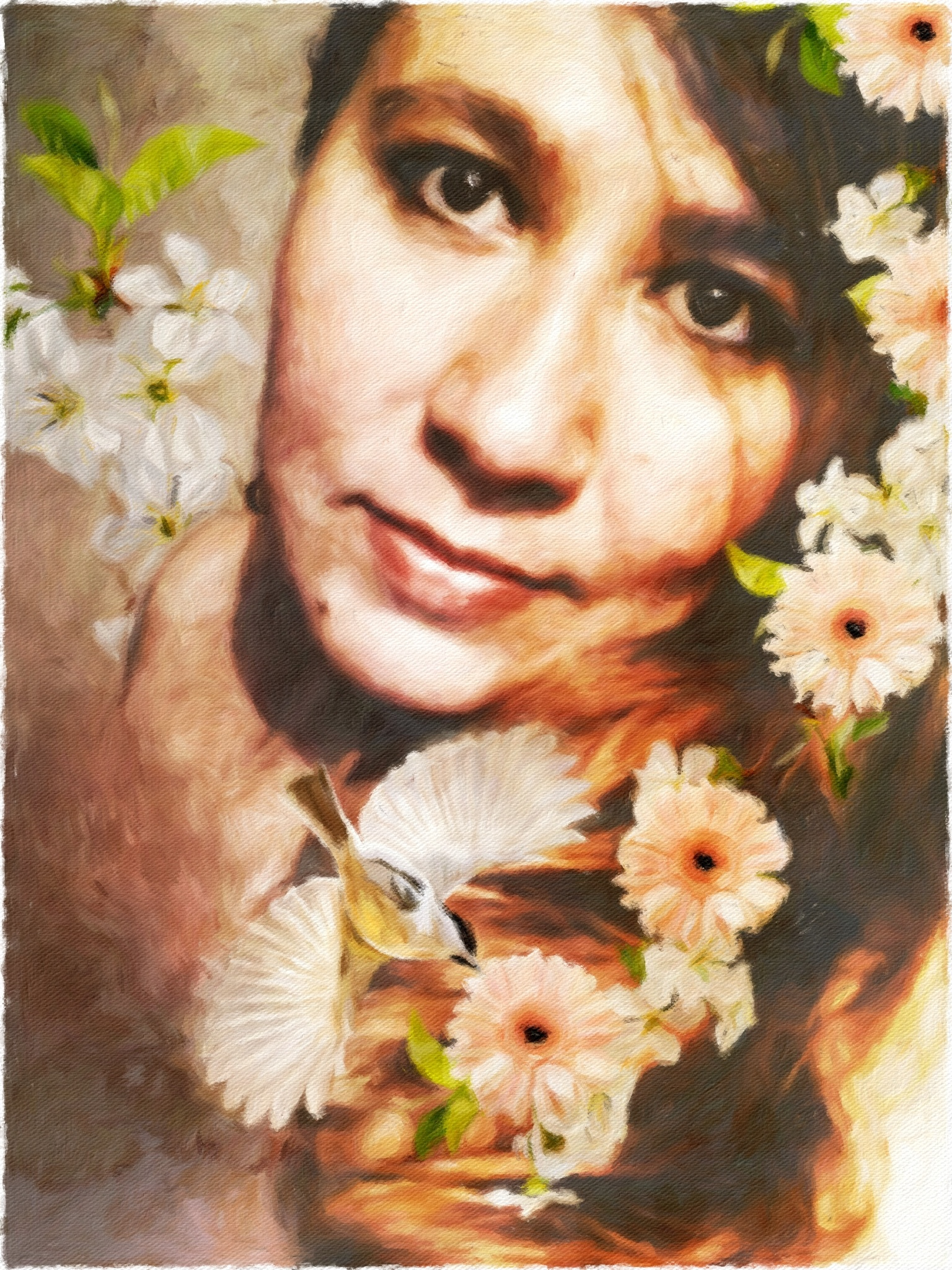 Spring  by Ana Isabel Martinez Lagunes