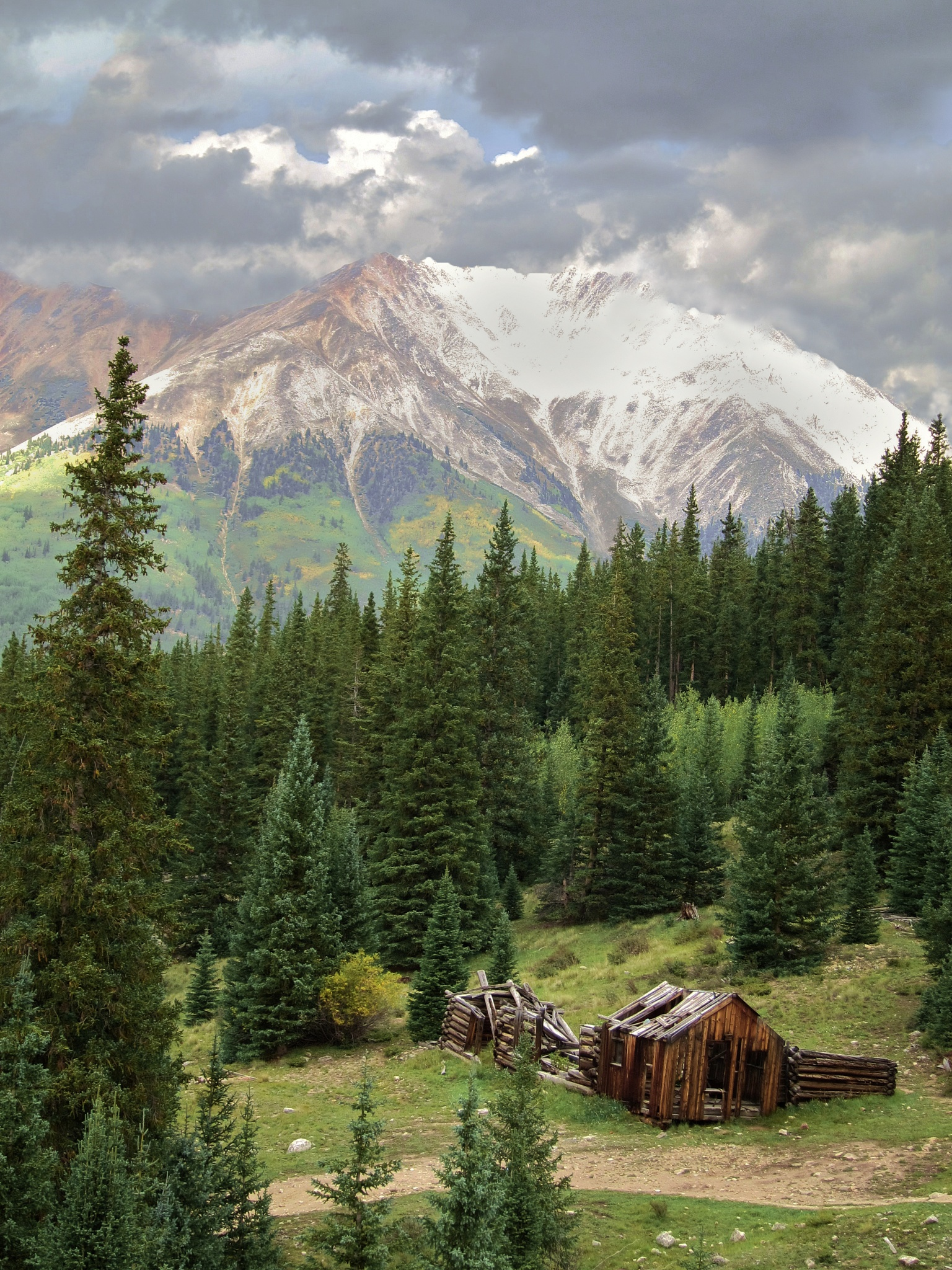 Collegiate Peaks Wilderness by Barbara Cardinali MacFerrin