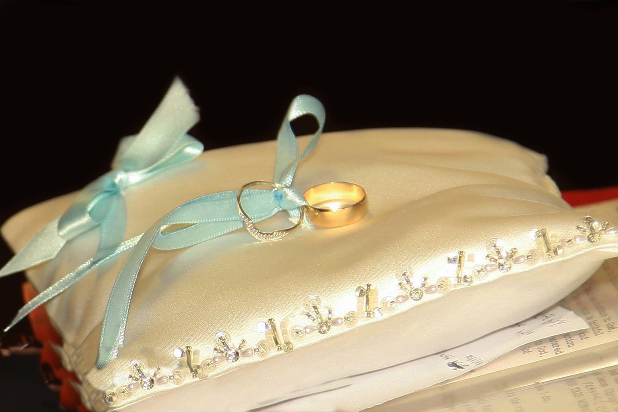 Wedding rings by Dave Chennells
