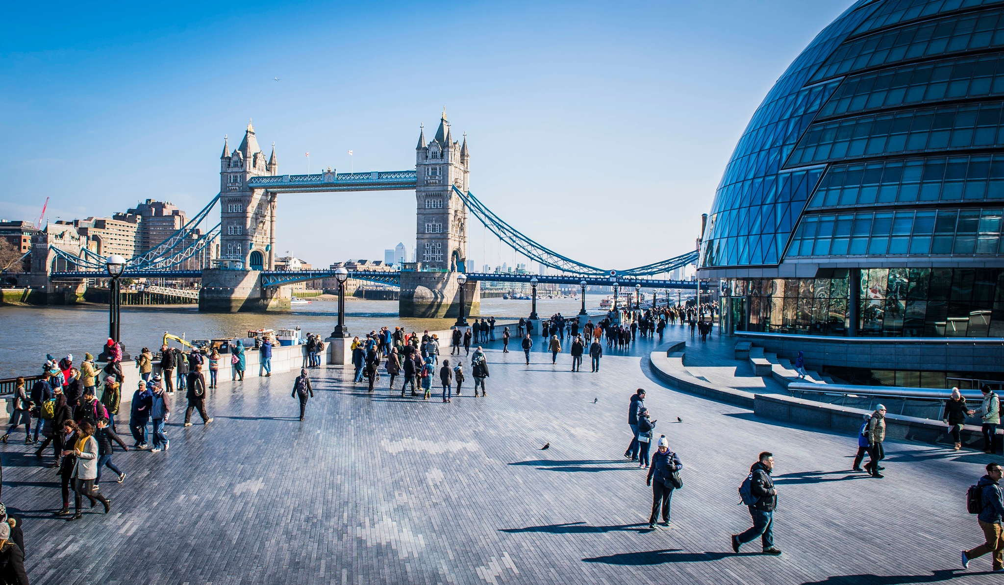 A piece of historic London by Mark Lindsay