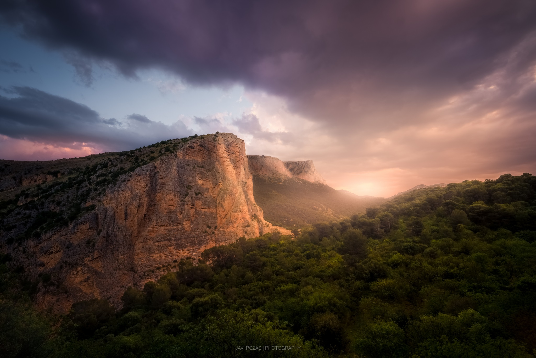 Calm before the storm by Javi Pozas