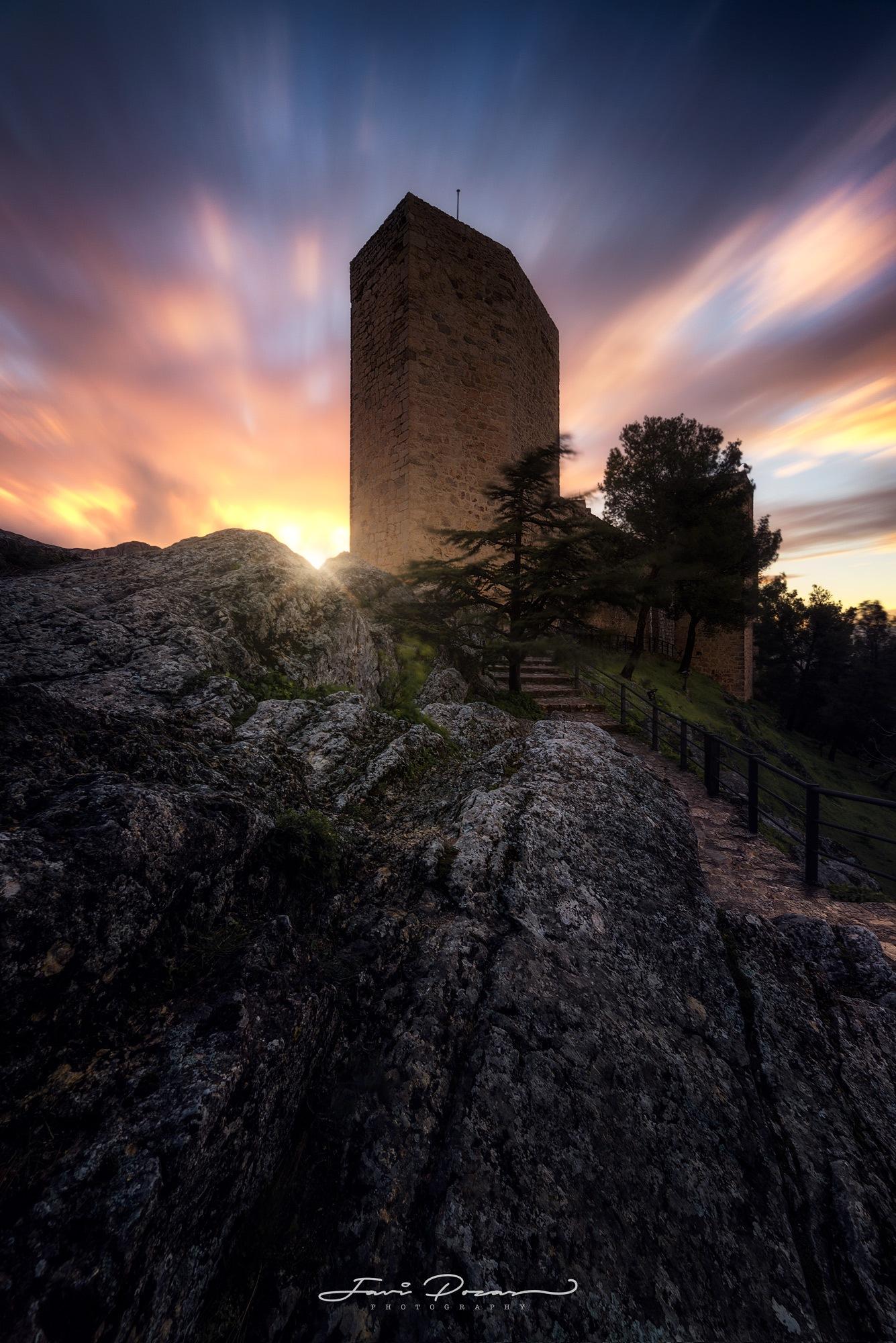 Santa Catalina Castle by Javi Pozas