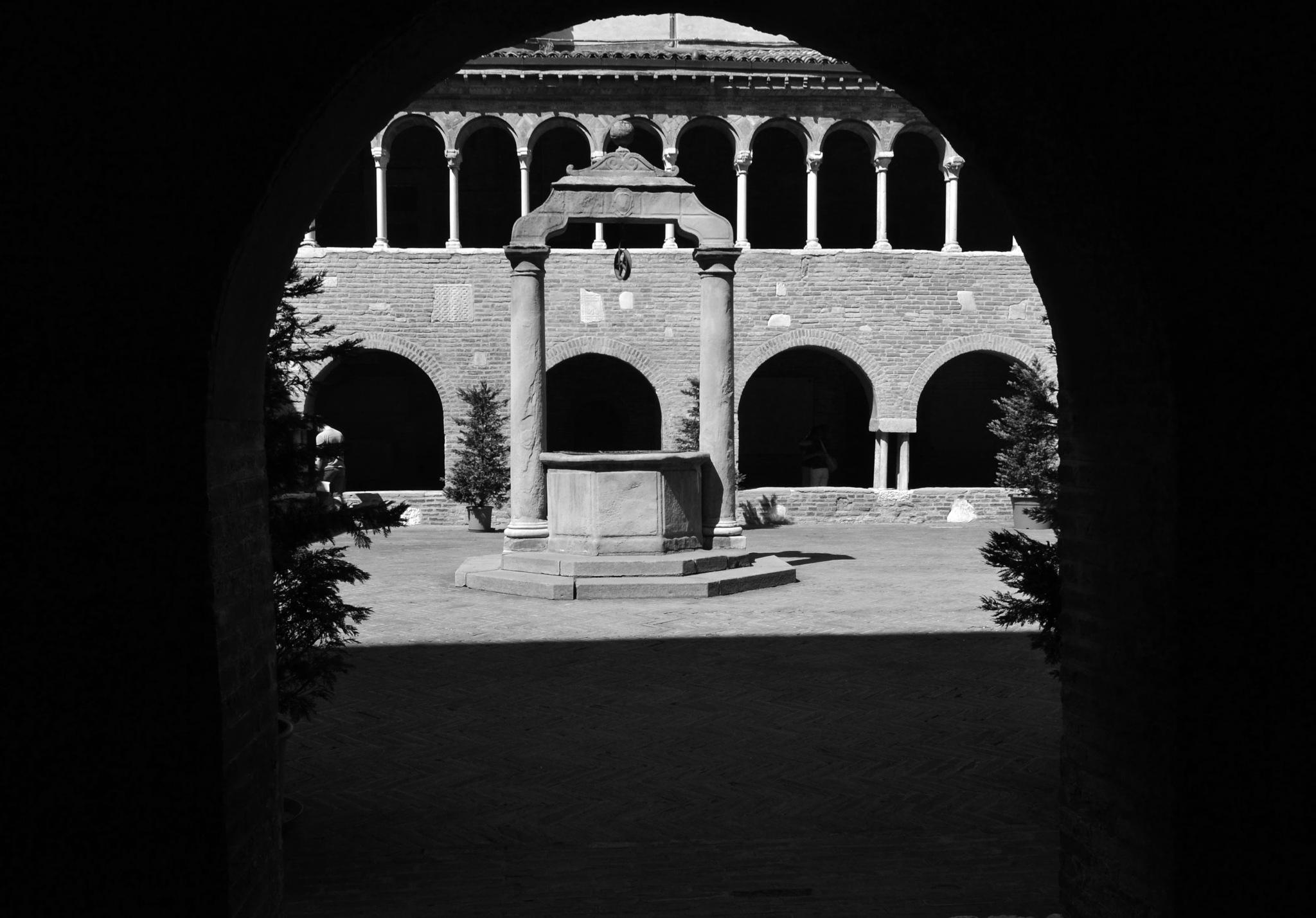 Arch by sanjabanika