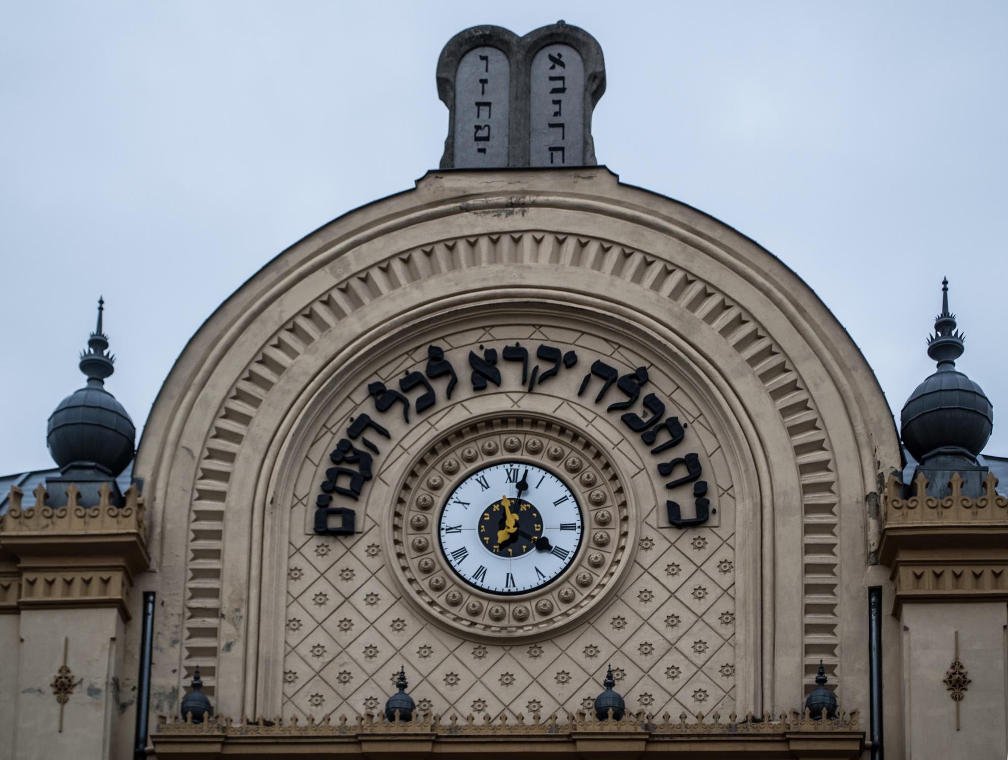 Sinagoga by sanjabanika