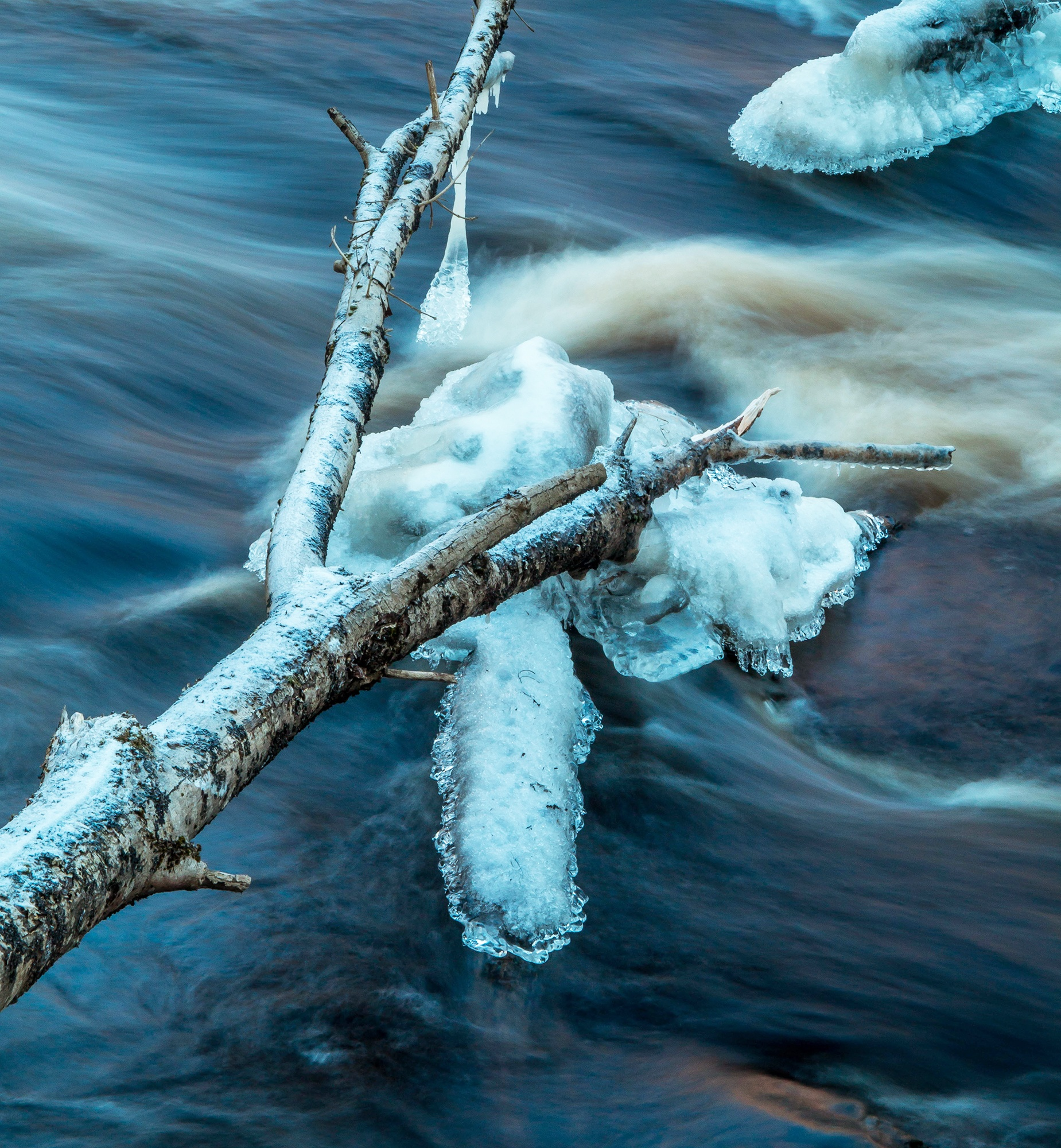 Ice formations by elisah