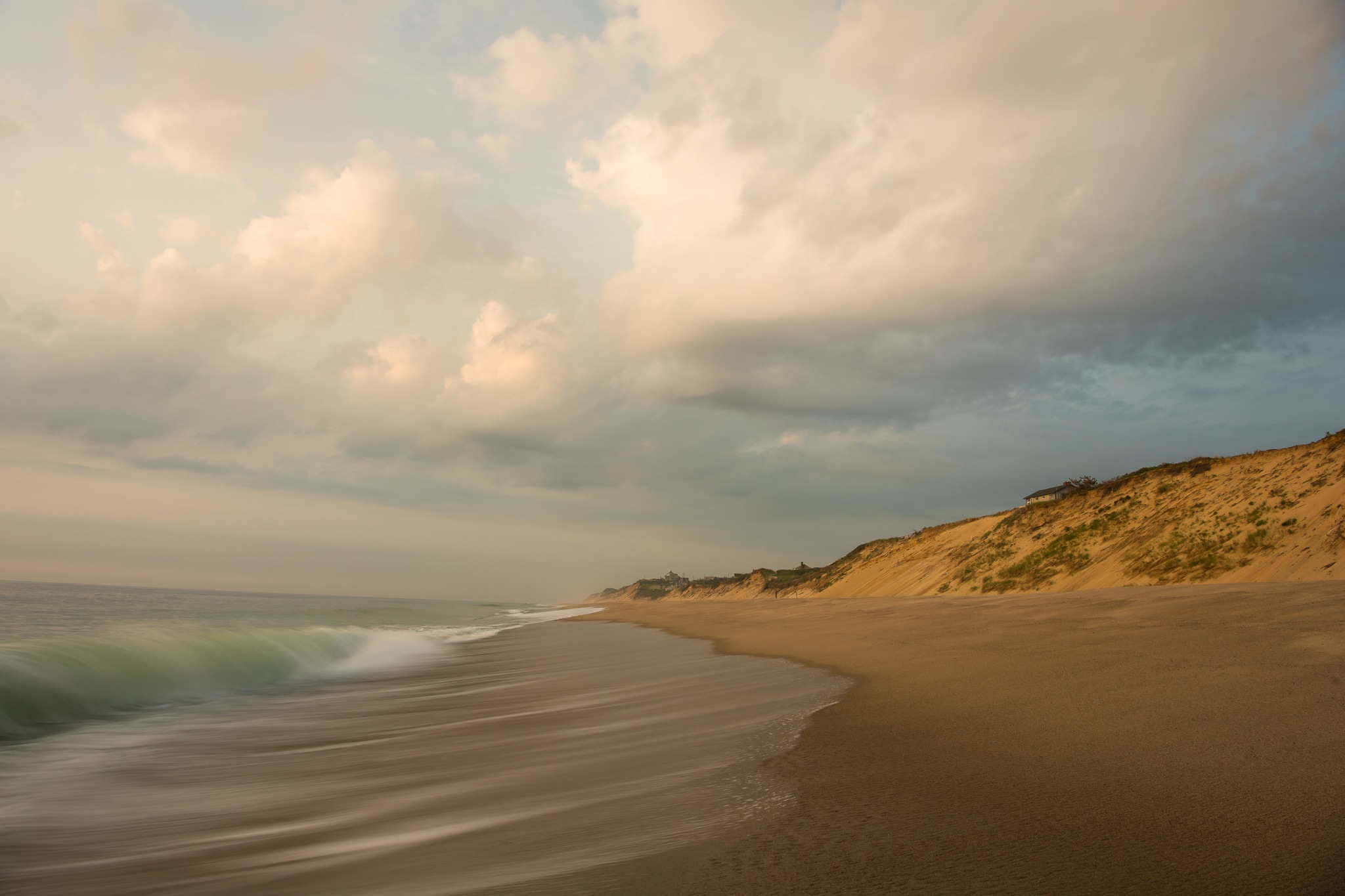 Good Morning from the Cape Cod National Seashore by Todd Hyde