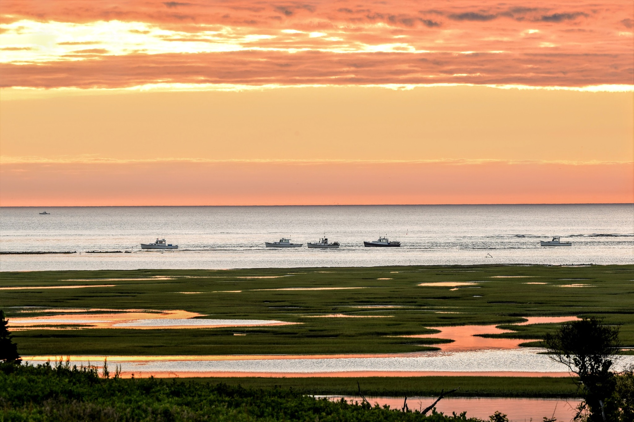 get in line for the sunrise by Todd Hyde