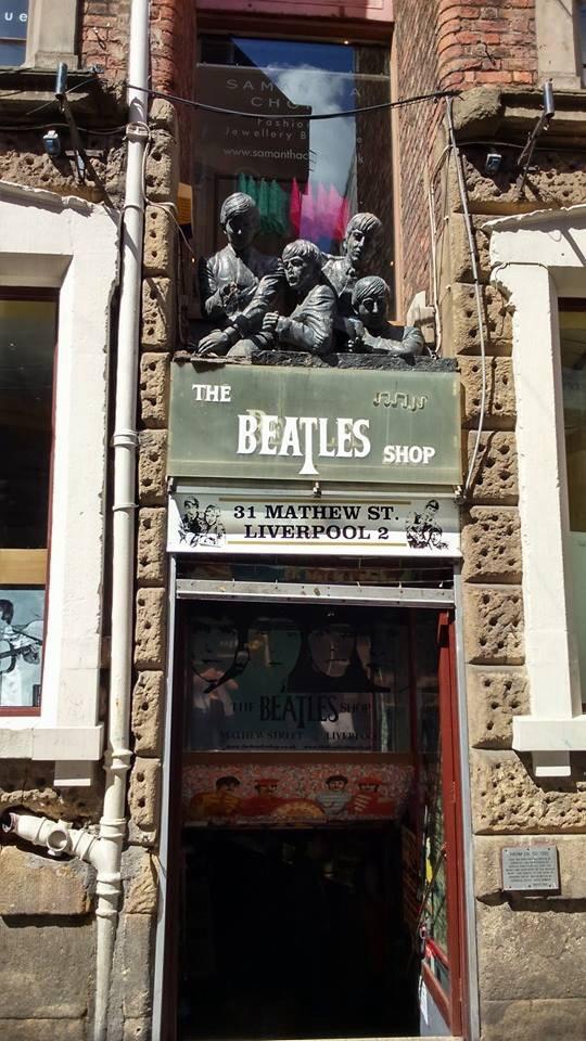 Beatles by Paulie_M