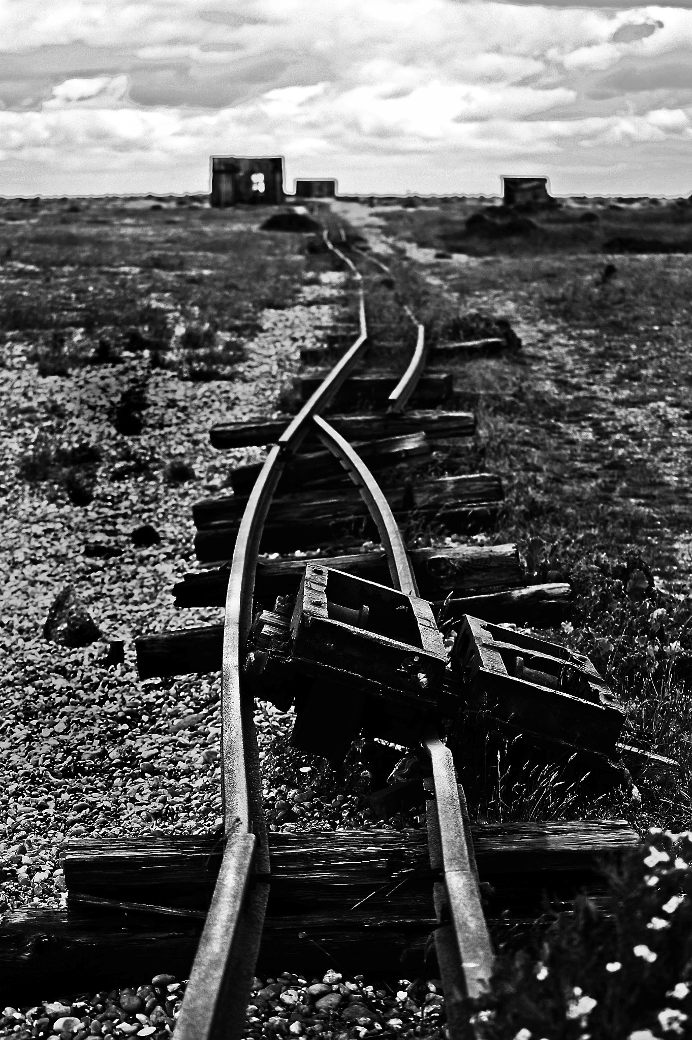 off the rails by edwinphillips
