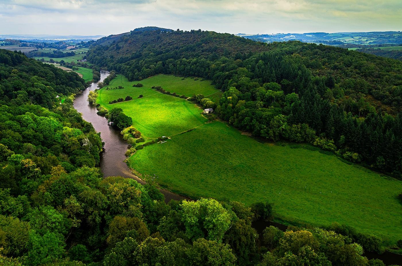 River Wye  by edwinphillips