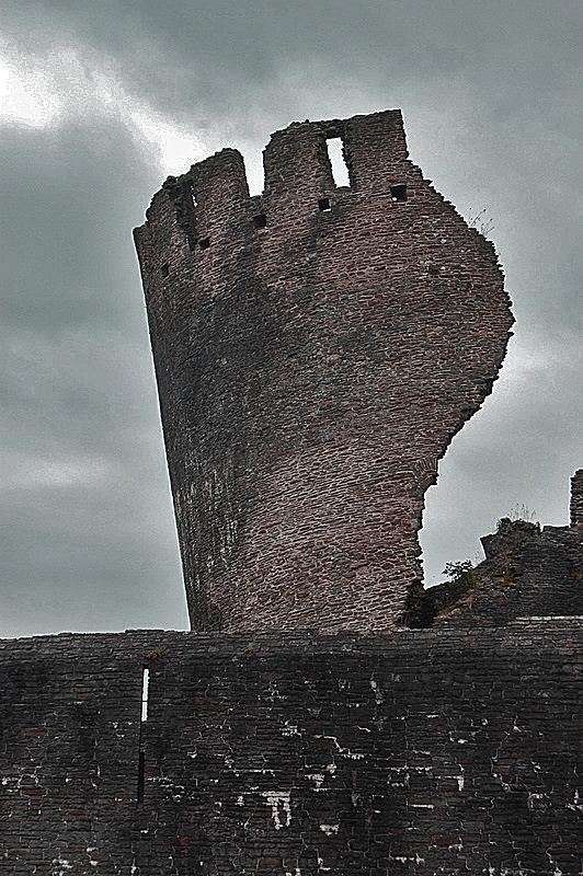 Caerphilly Castle by edwinphillips