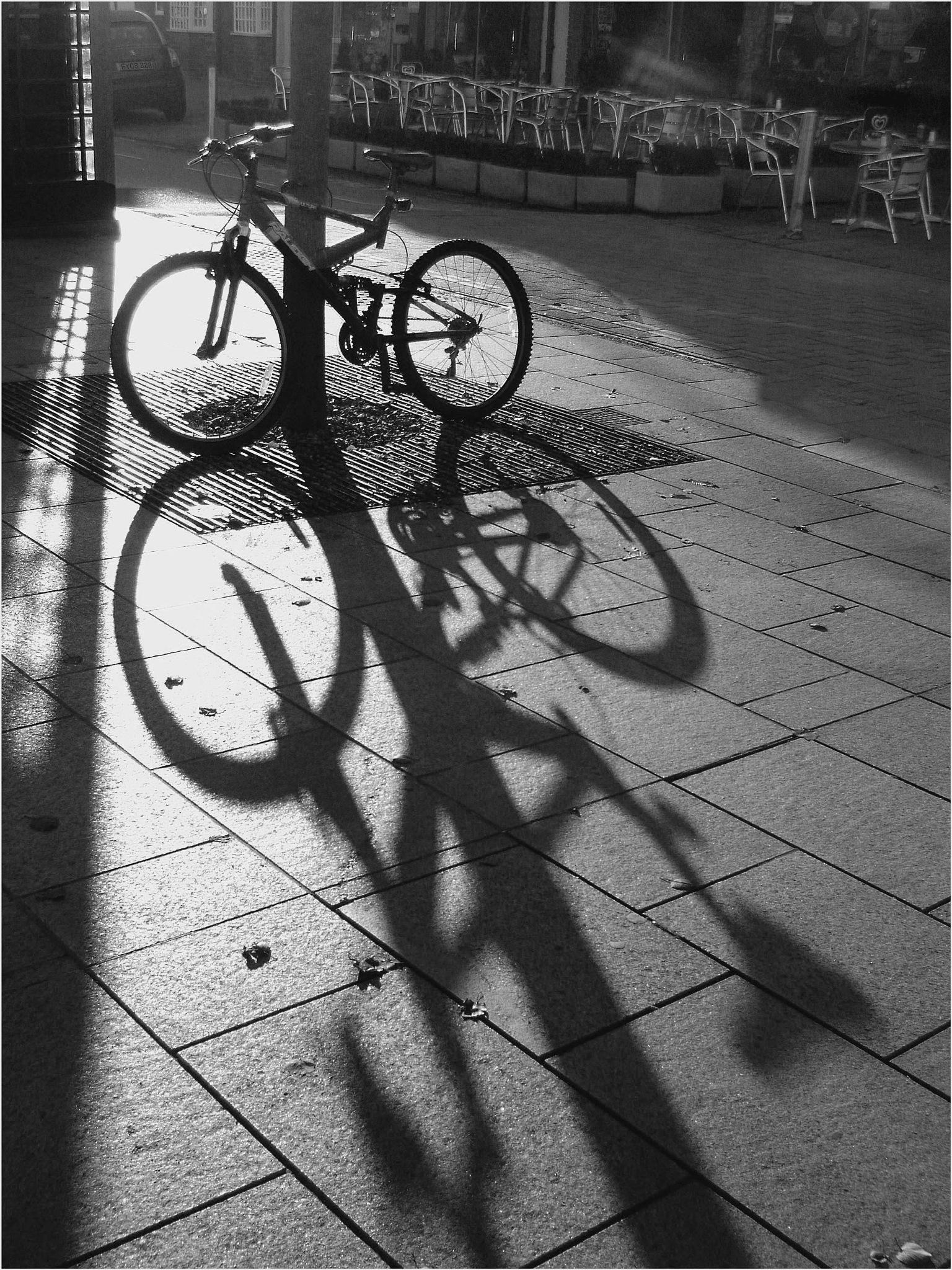 My bike by edwinphillips