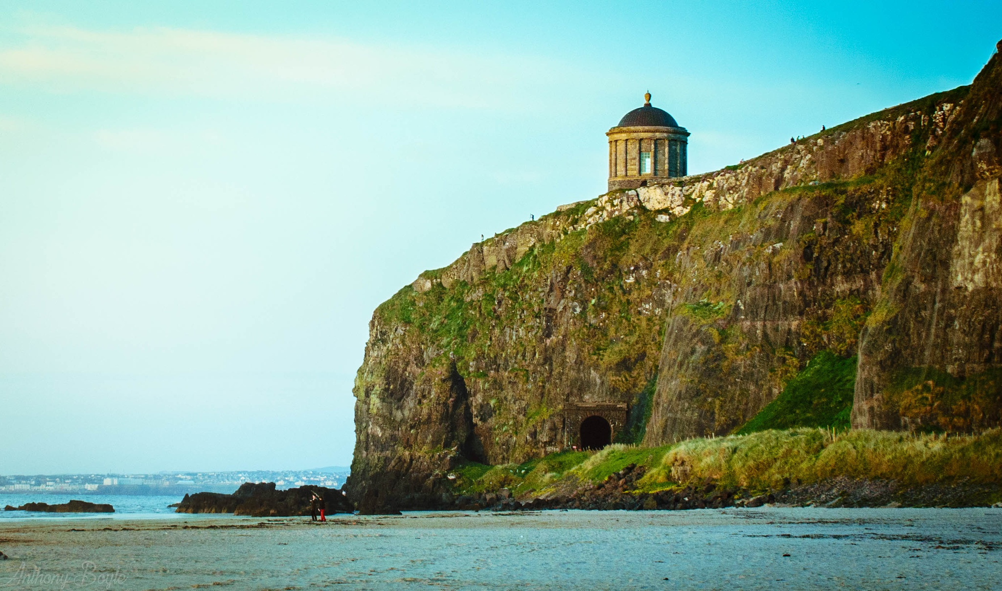 Mussenden Temple by Anthony Boyle