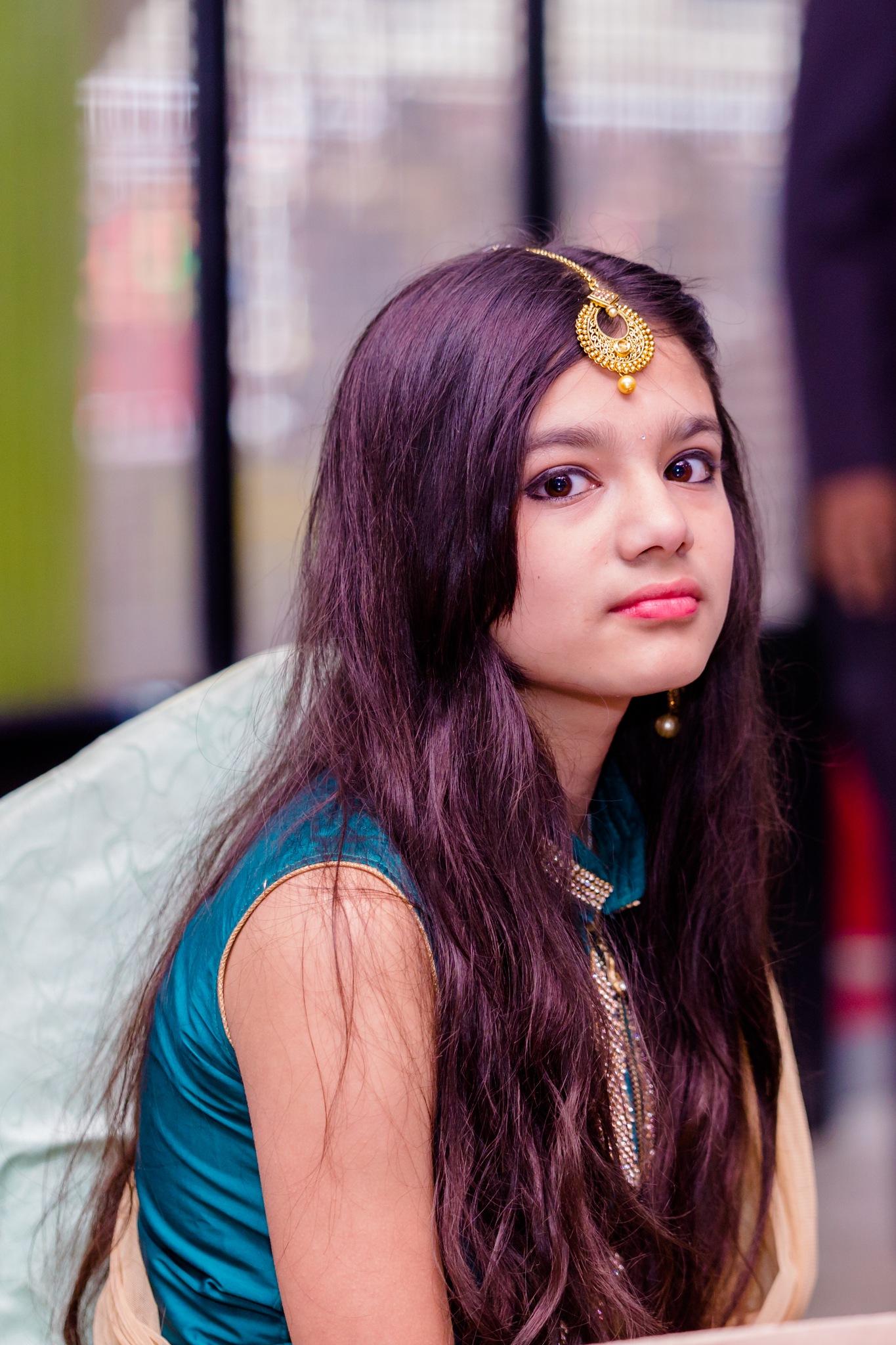 Portrait   by Sworna Maharjan