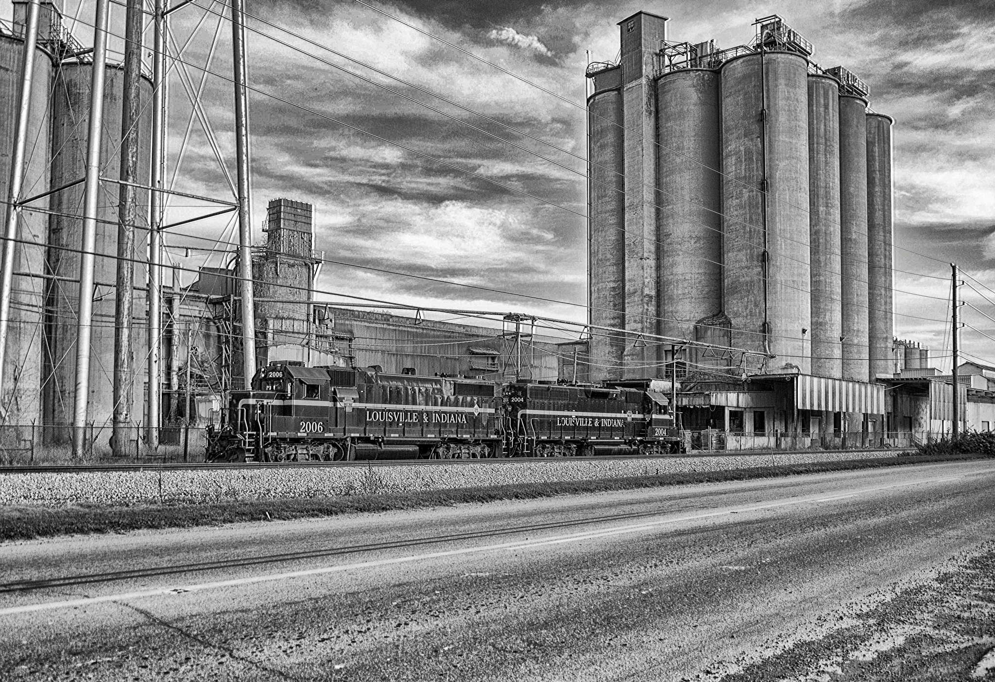 Louisville and Indiana Railway 2006 by Dean Francisco