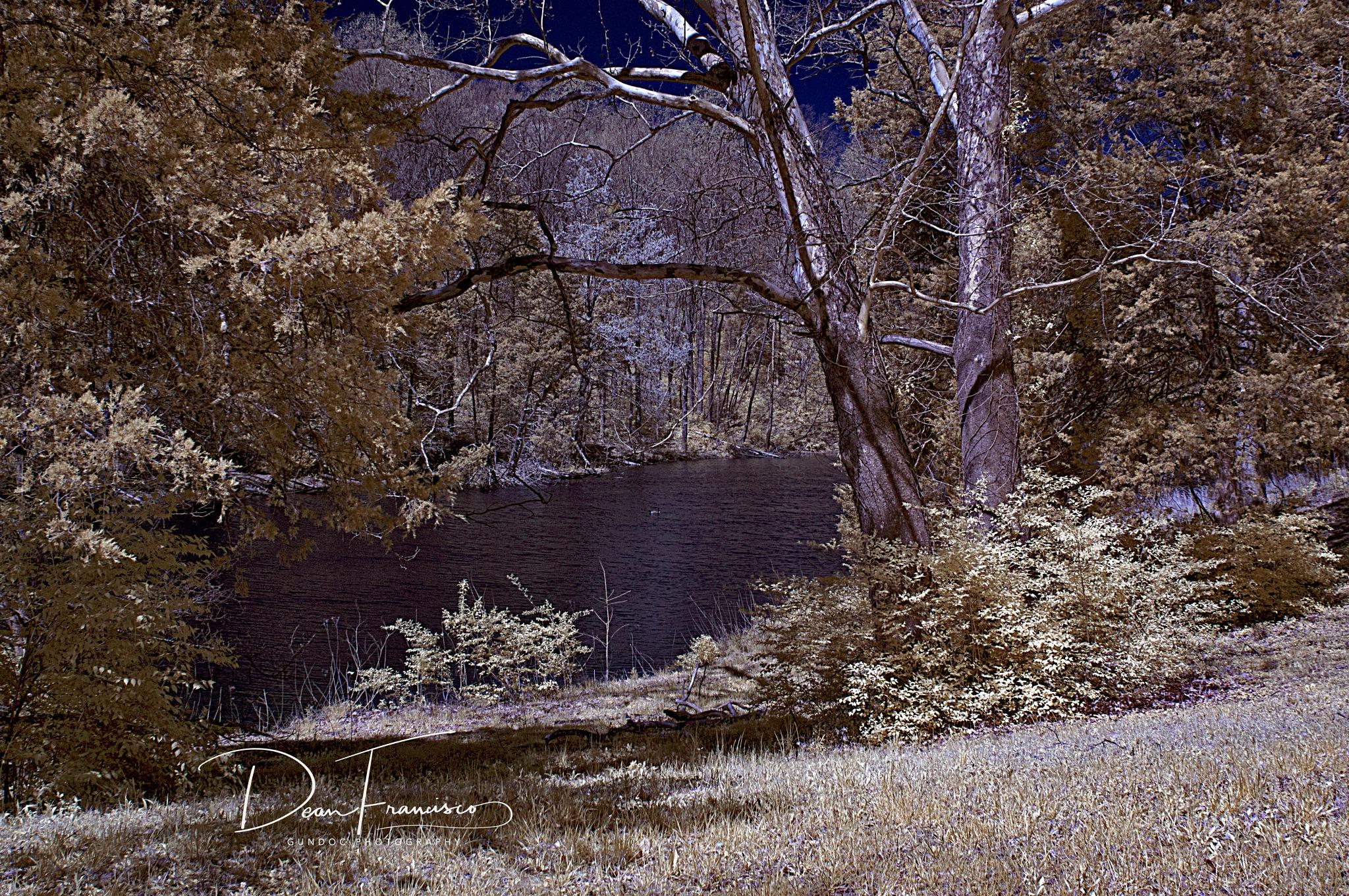 Macs Lake by Dean Francisco