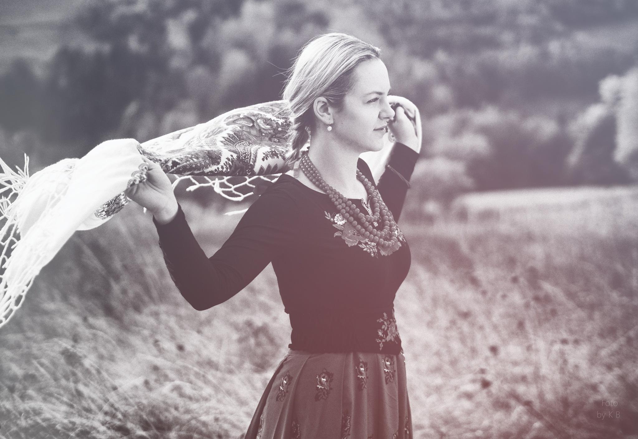 Paulina  by Klaudia Bochenek