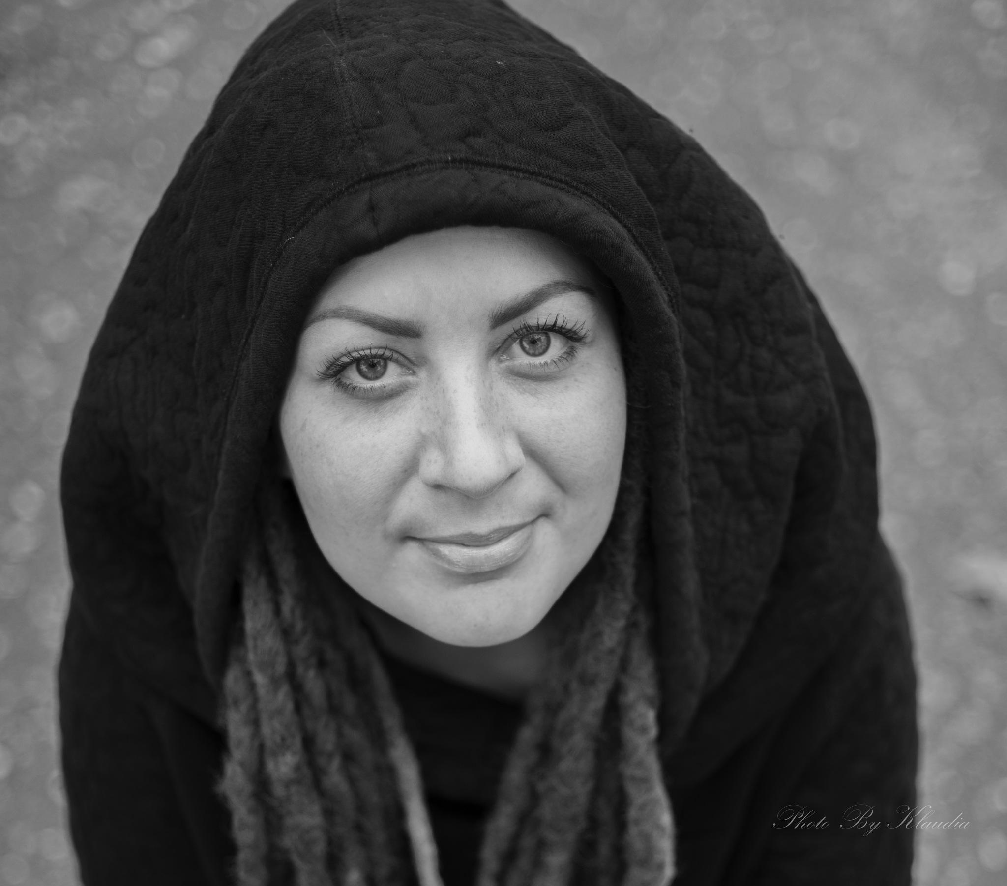 Portrait by Klaudia Bochenek