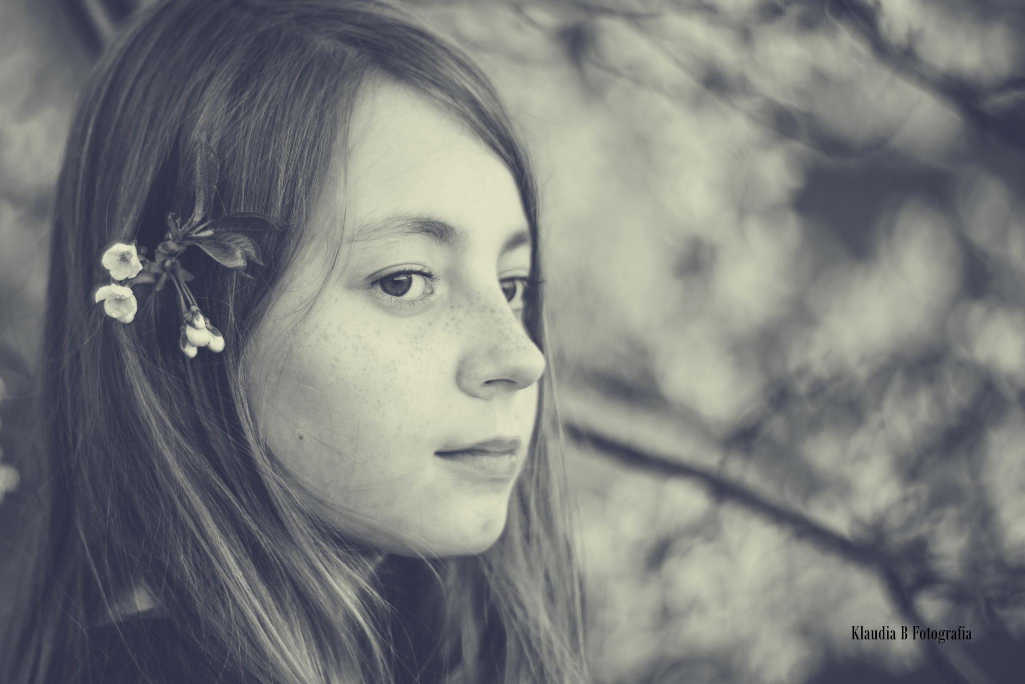 Mała Mi by Klaudia Bochenek