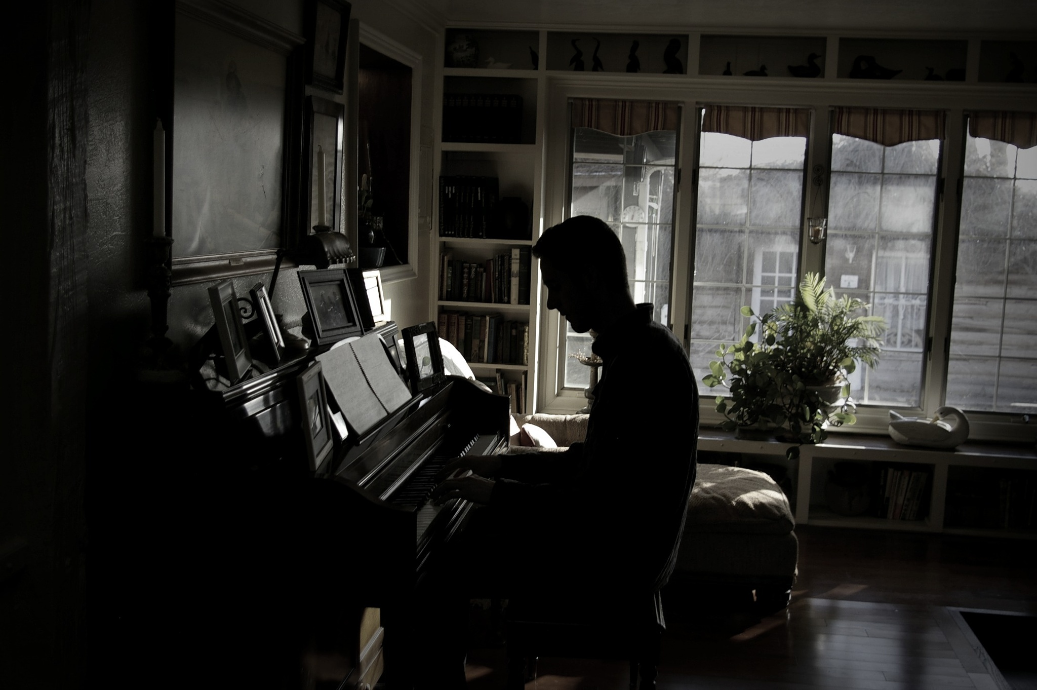 Piano Player by Rashelle