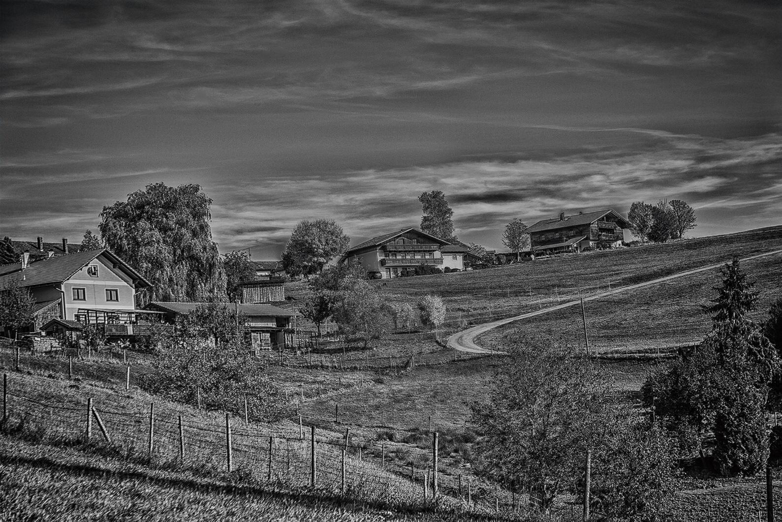 Viechtach my Hometown in Bavarian Forest by DieterN