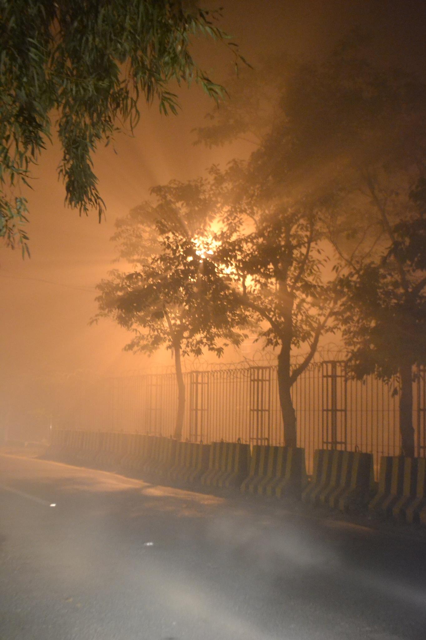 Fog  by SumbalAwan