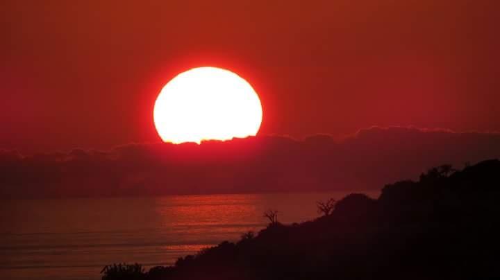 Cyprus sunset by John Burton