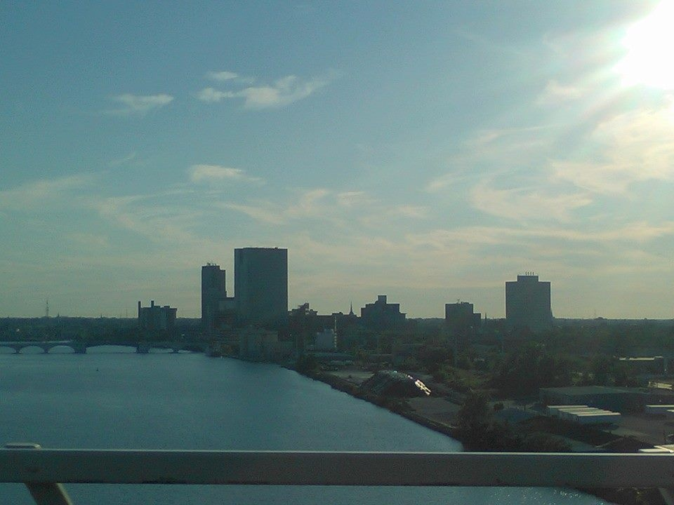 Downtown Toledo Ohio by GinaK32