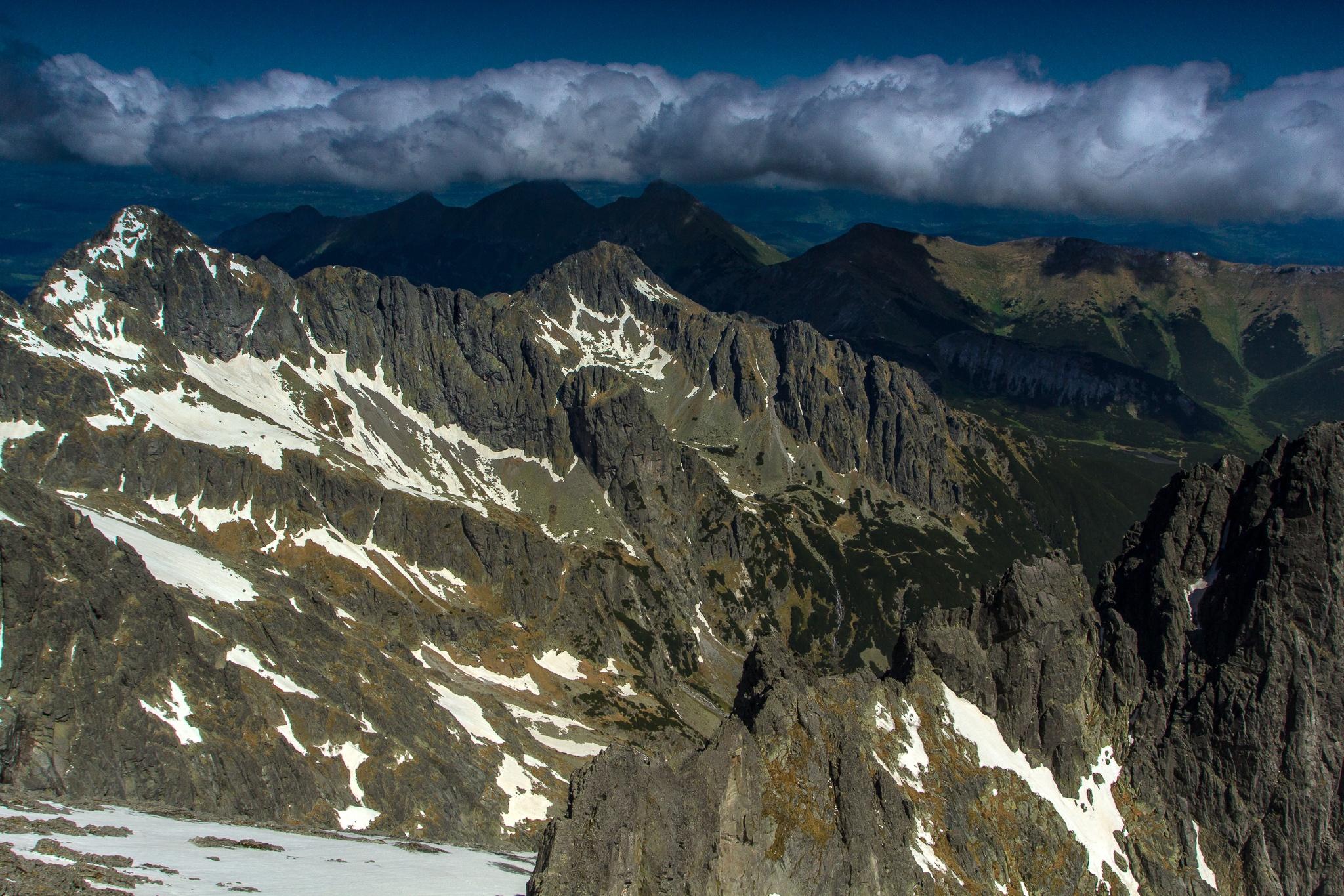 Mountain view by Håkan Liljenberg