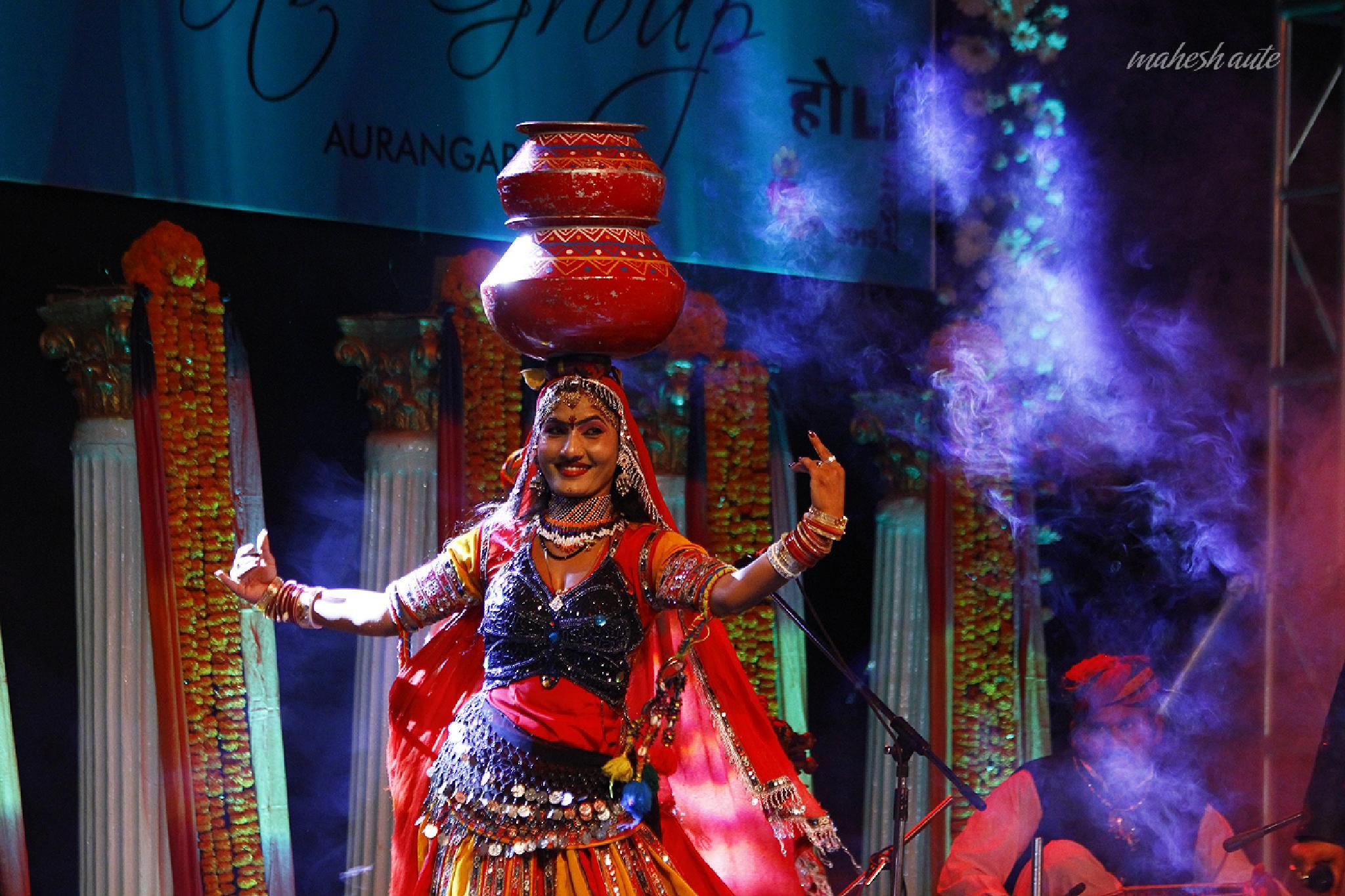 # Rajasthani Folk Dance # Indian Dance by maheshaute