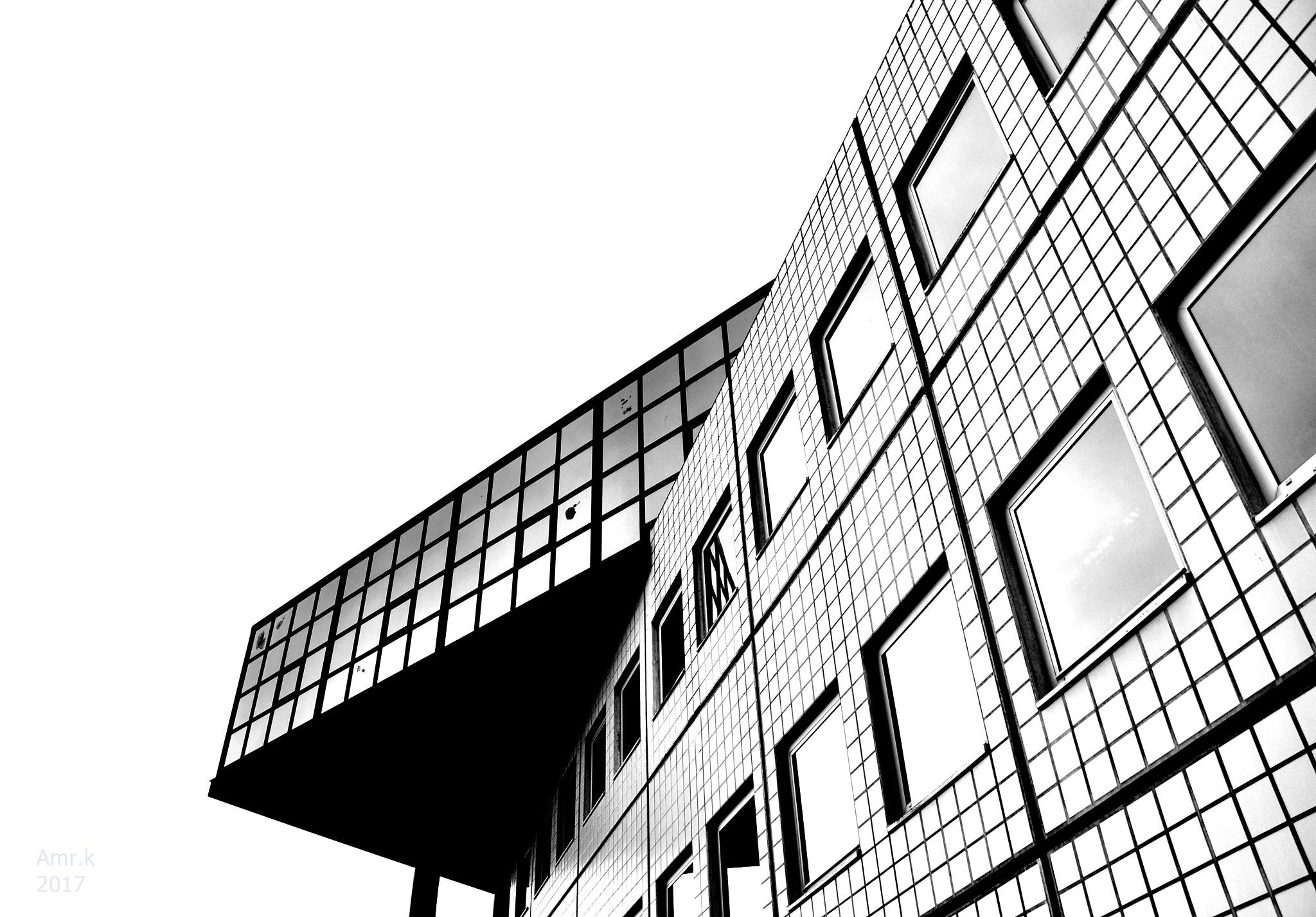 Corner by Amr Kamal Alden