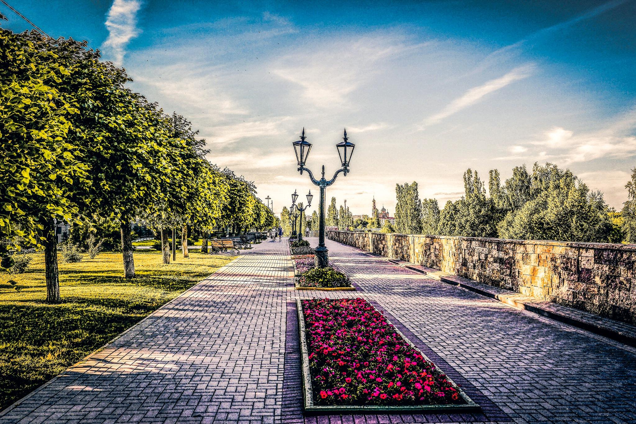 My town - Tambov............... by Alexandr  Seleznev