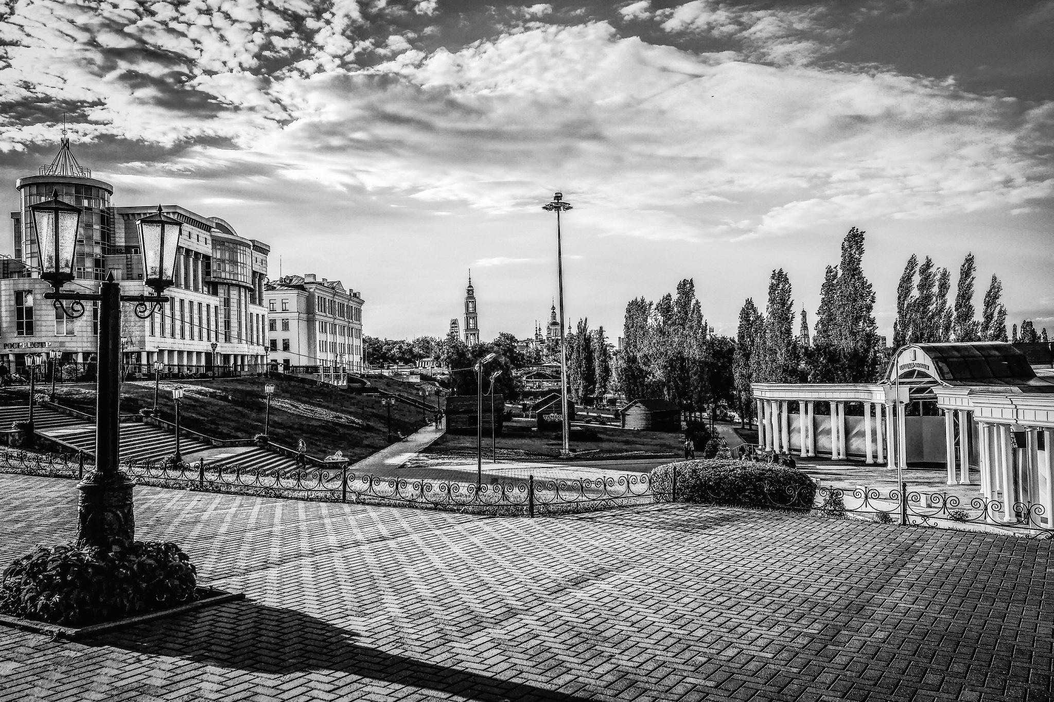 My town - Tambov......... by Alexandr  Seleznev