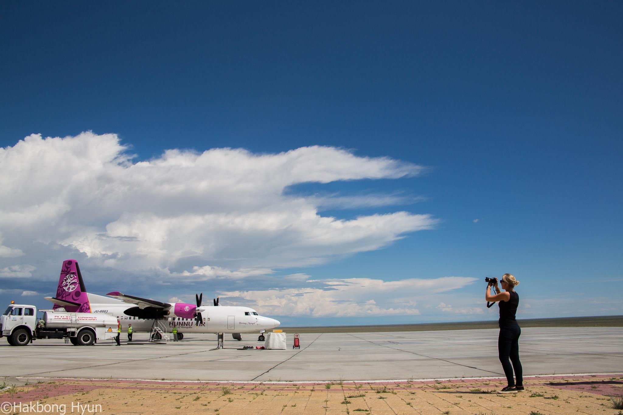 During visit khovsgol in Mongolia last week by hakbonghyun
